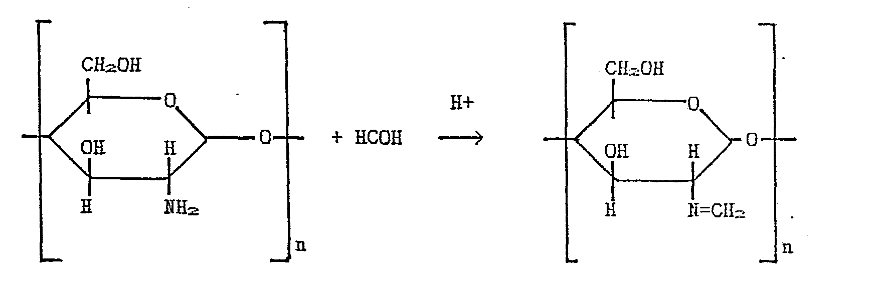 The product obtained is reduced with sodium borohydride to form N