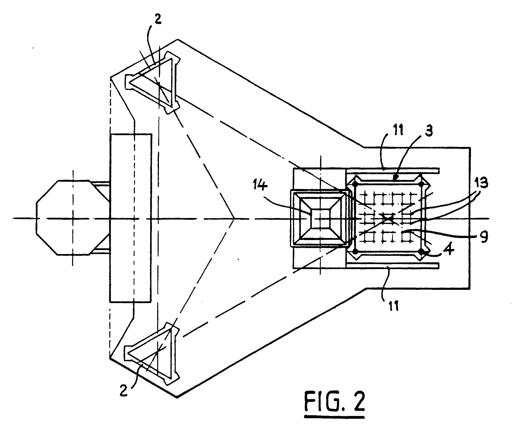 patent ep0252840b1 plate forme p troli re perfectionn e de forage et d 39 exploitation en mer. Black Bedroom Furniture Sets. Home Design Ideas