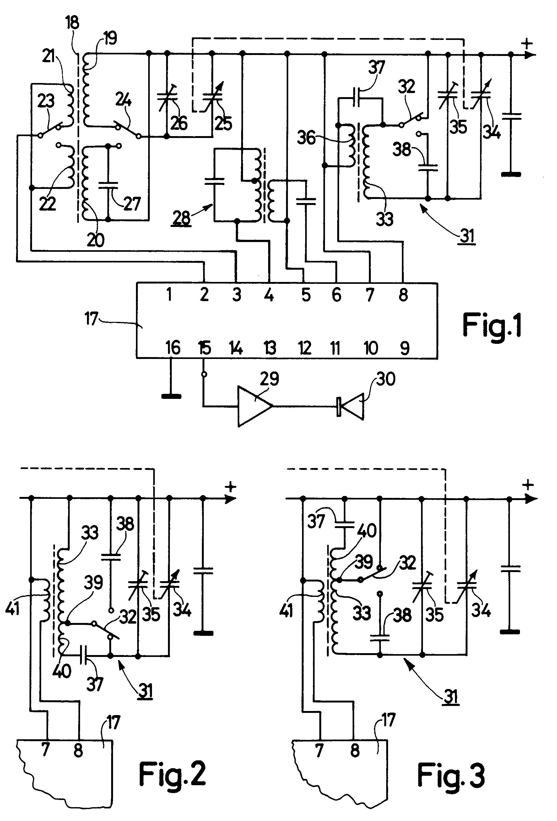 飞利浦cd650电路图