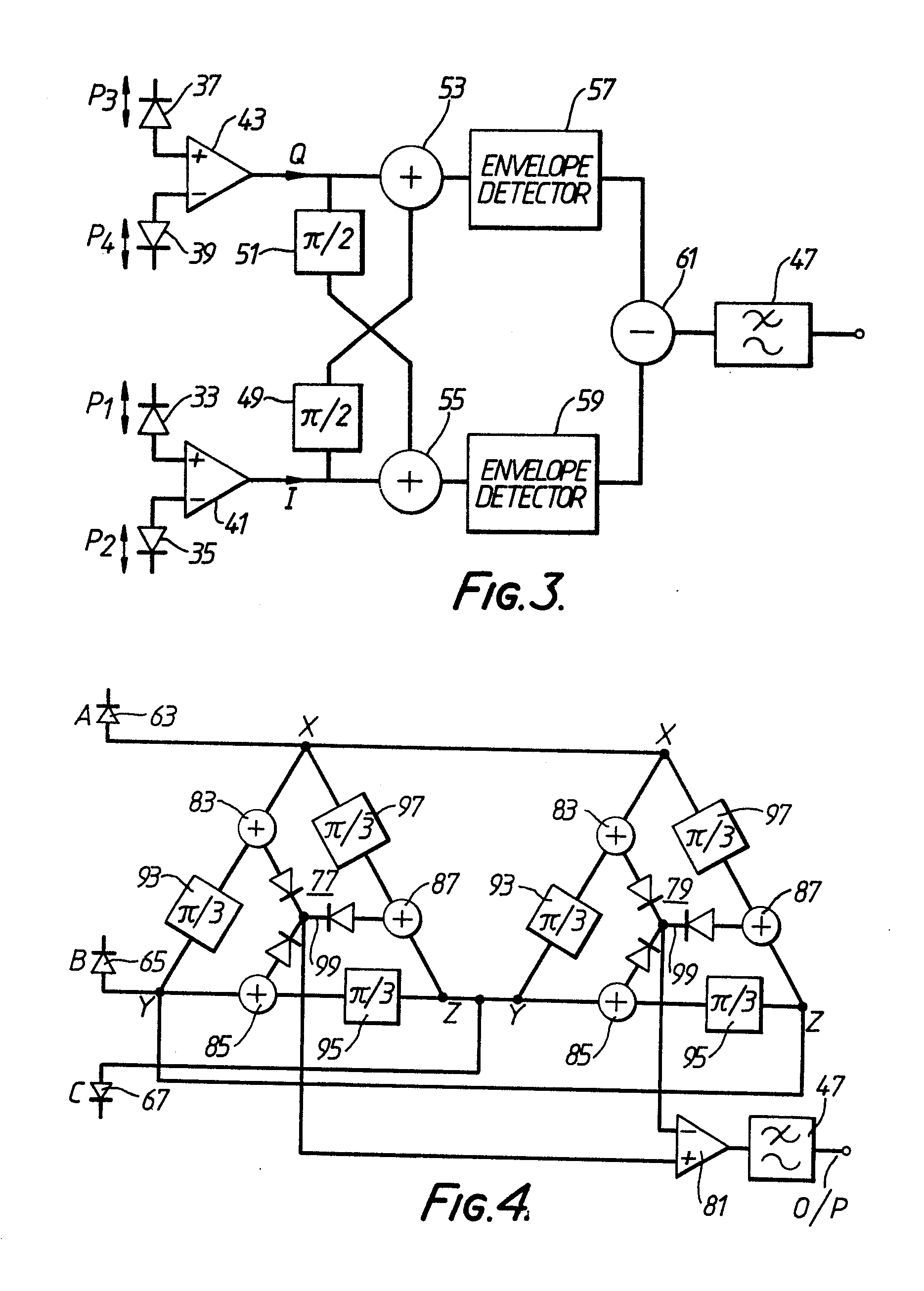 optical fsk demodulator