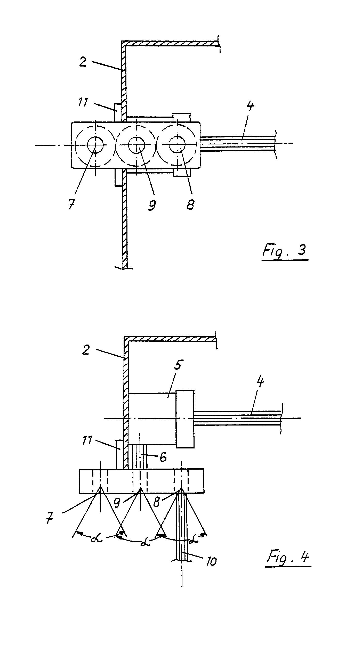patent ep0268149a2 getriebe f r das auf und abwickeln eines aus mehreren lamellen bestehenden. Black Bedroom Furniture Sets. Home Design Ideas