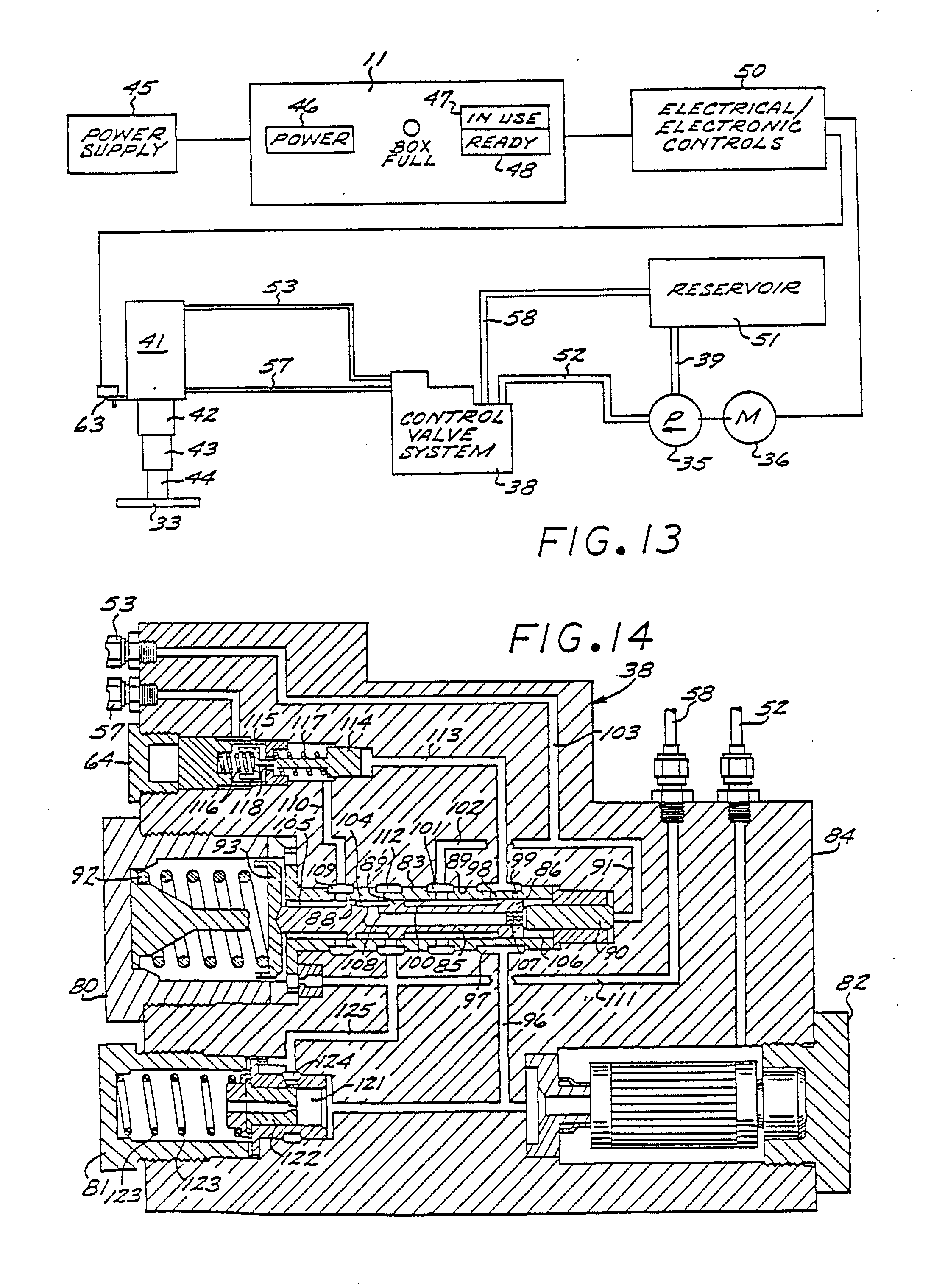 Patent Ep0268709a1 - Trash Compactor