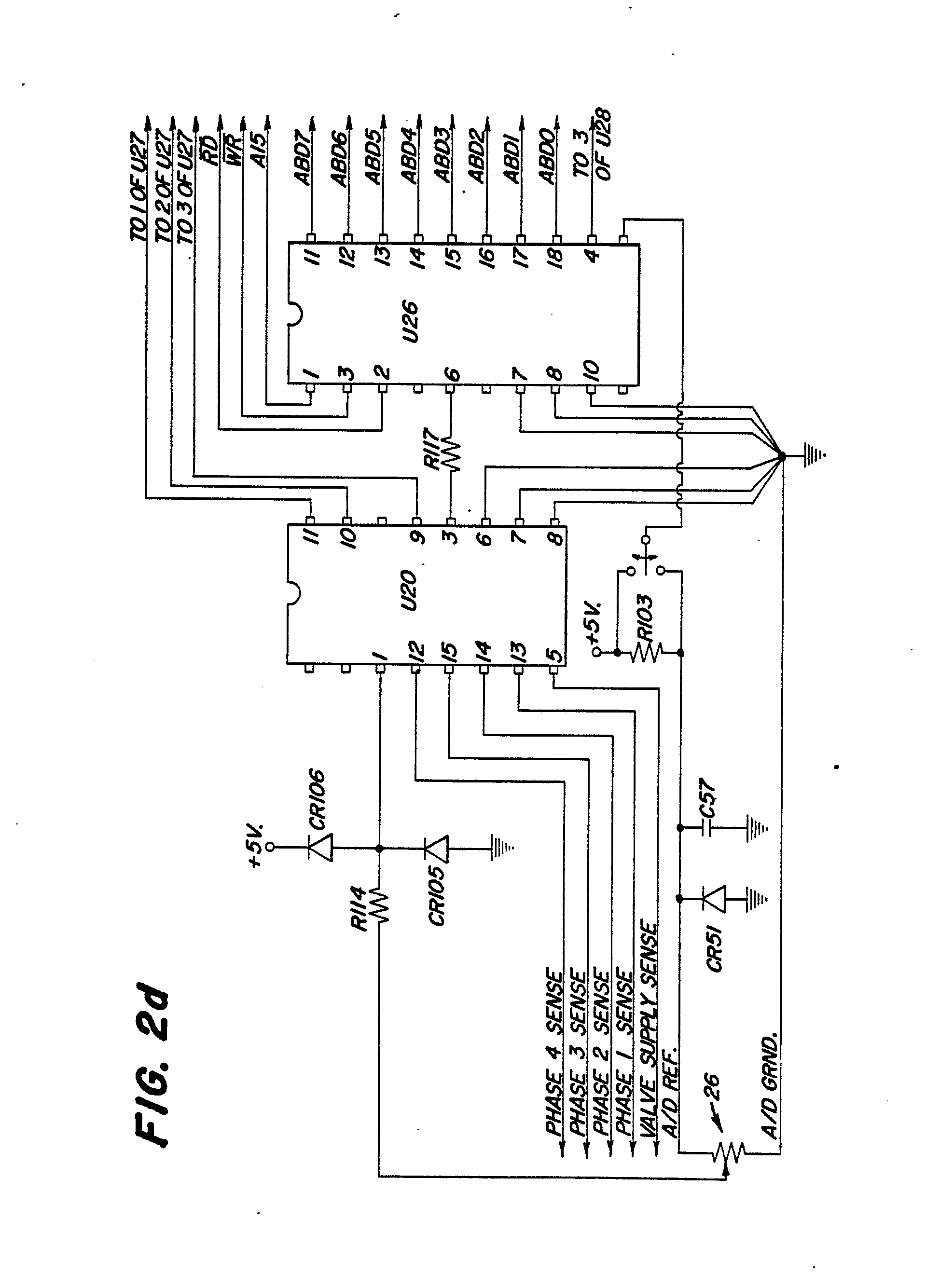 Patent Ep0270196a2 Automatic Engine Transmission Control System Power Circuit Automation Circuits Nextgr Drawing
