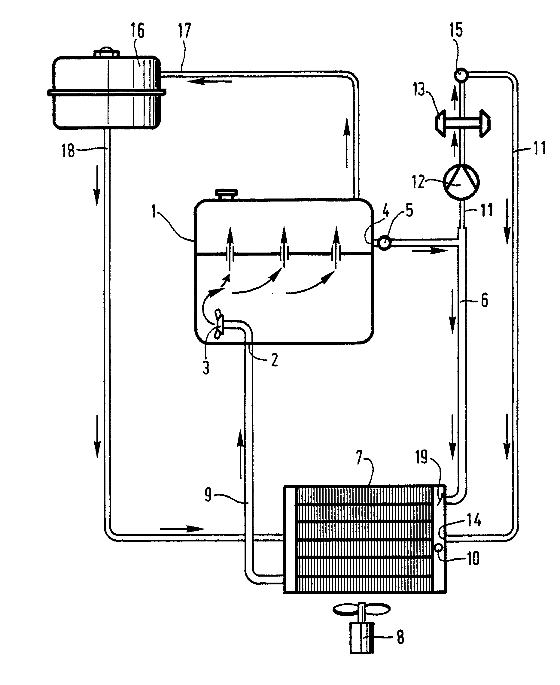 Electric Turbocharger Patents: Cooling System For The Cylinder Head