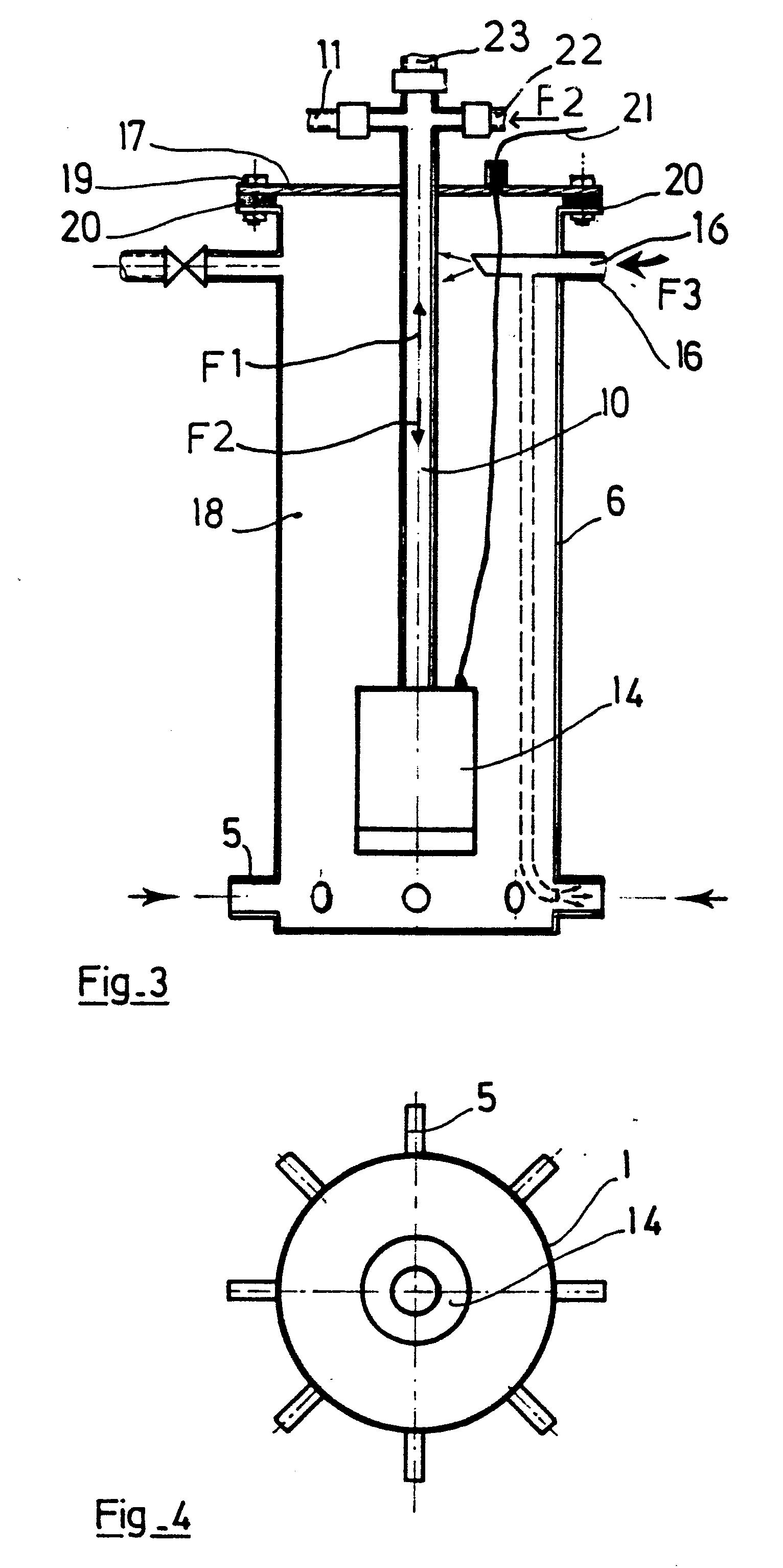 Patent ep0276621a1 dispositif pour filtrer l 39 eau d 39 une for Caniveau piscine a debordement