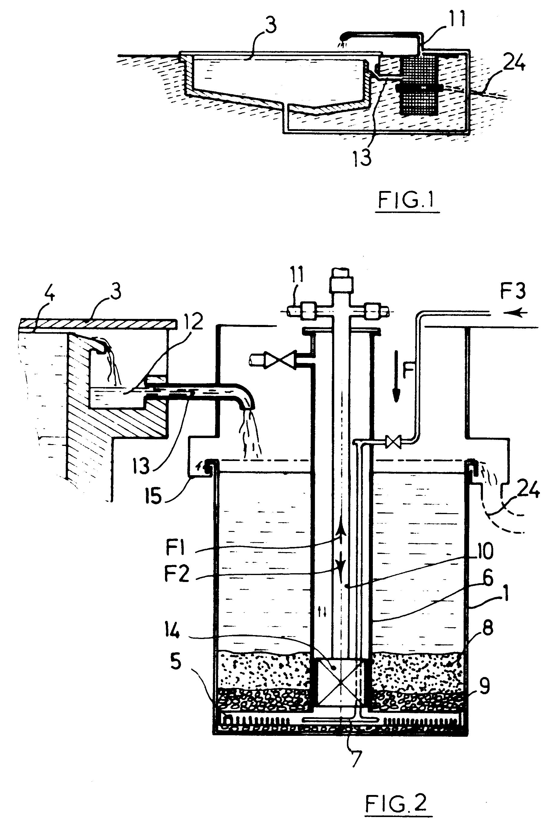 Patent ep0276621b1 dispositif pour filtrer l 39 eau d 39 une for Bac pour piscine