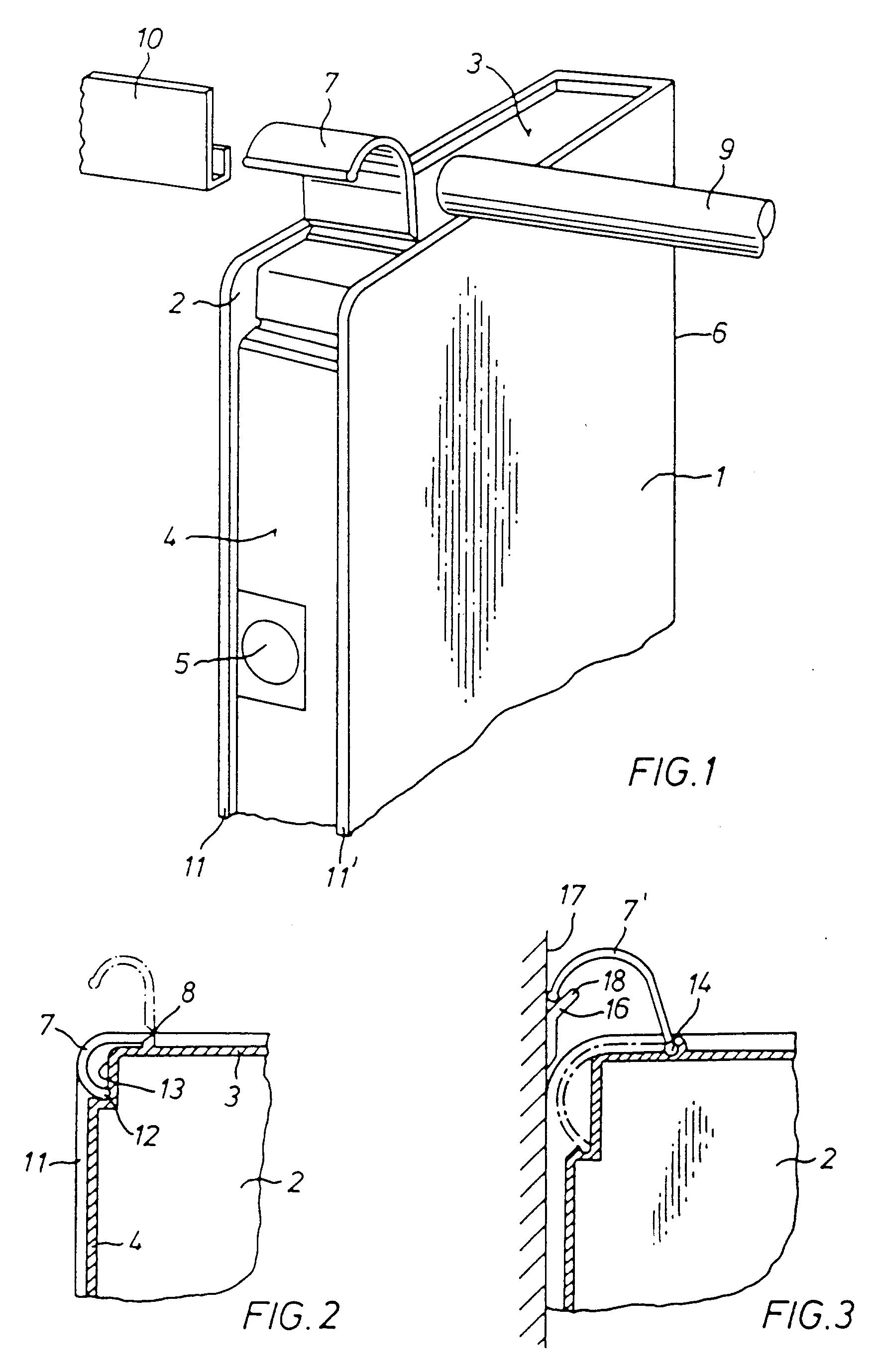 外国插座排插接线板的电路原理图