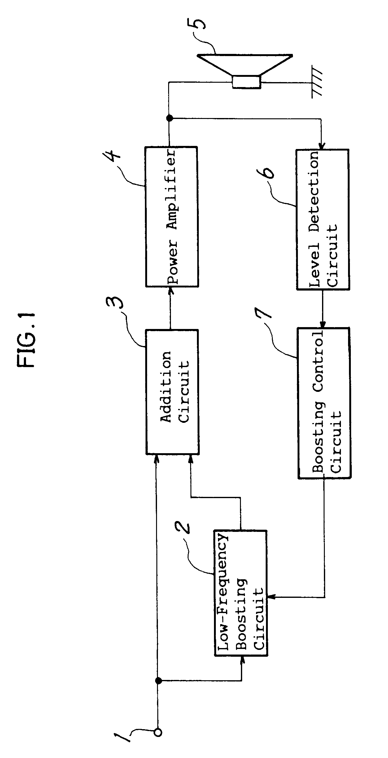 Loudness Control Circuit Diagram | Patent Ep0287057b1 Automatic Loudness Control Circuit Google Patents