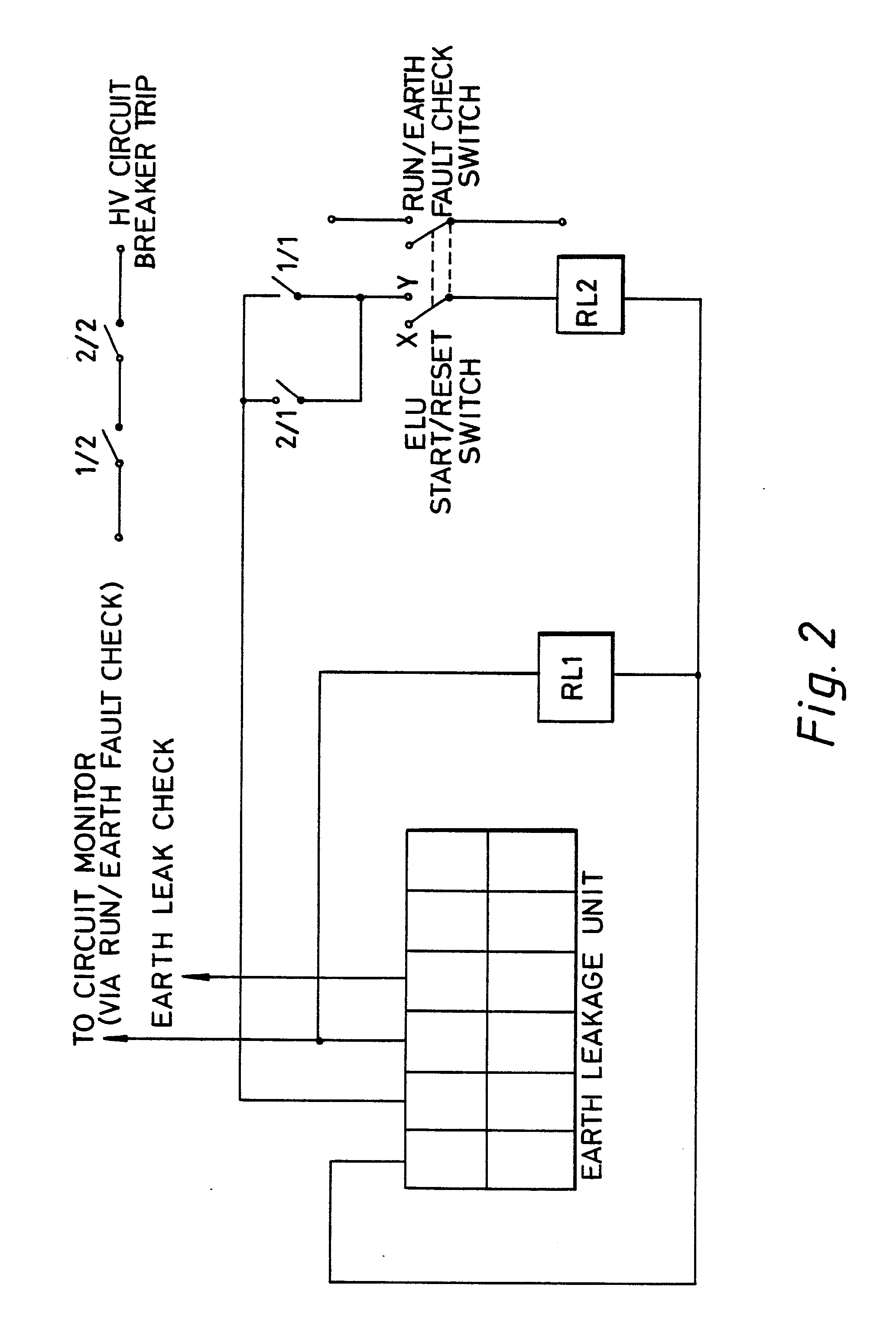 Patent ep0291156a1 earth fault check system google patents patent drawing ccuart Images