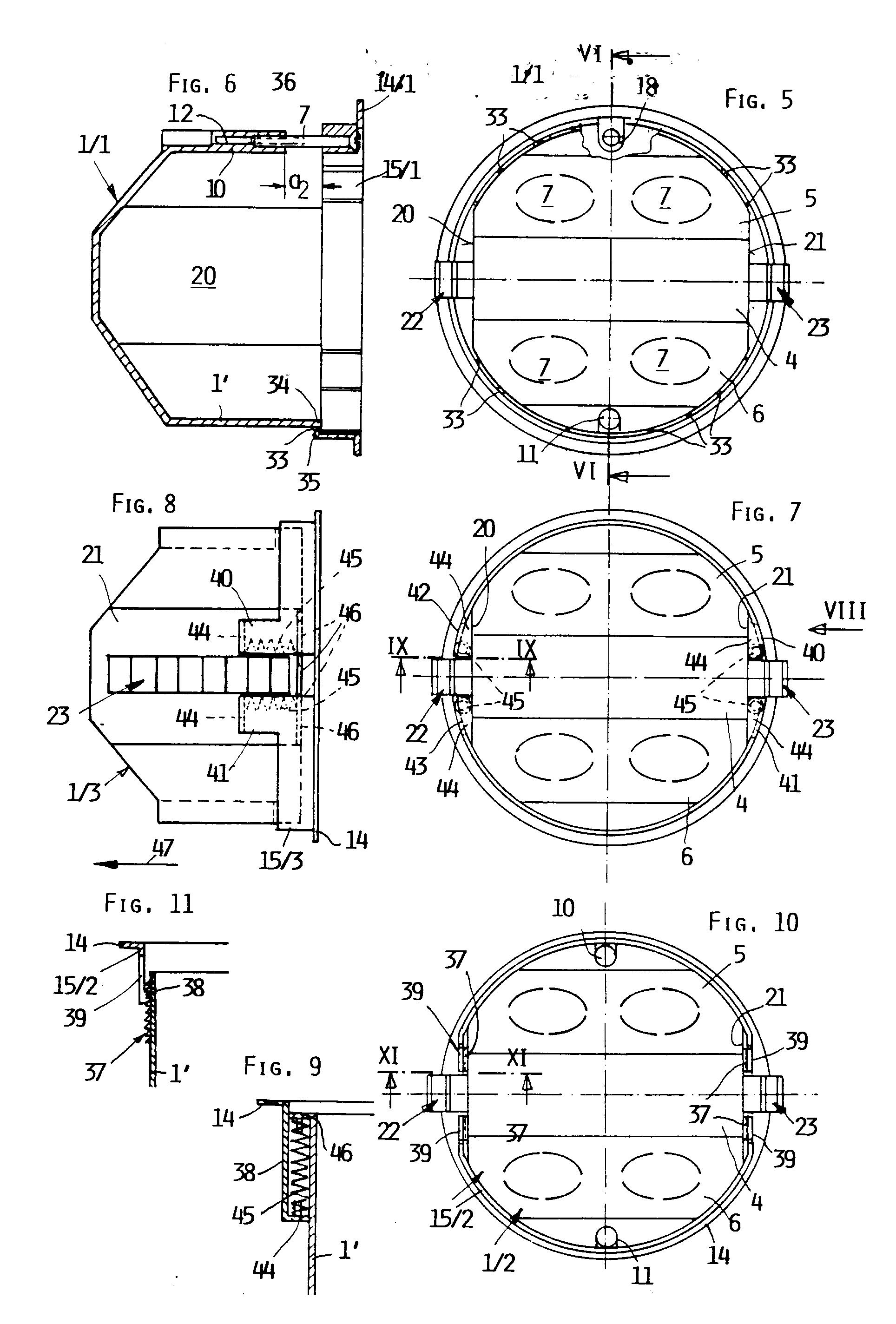 patent ep0293614b1 hohlwanddose f r elektrische installationseinrichtungen insbesondere f r. Black Bedroom Furniture Sets. Home Design Ideas