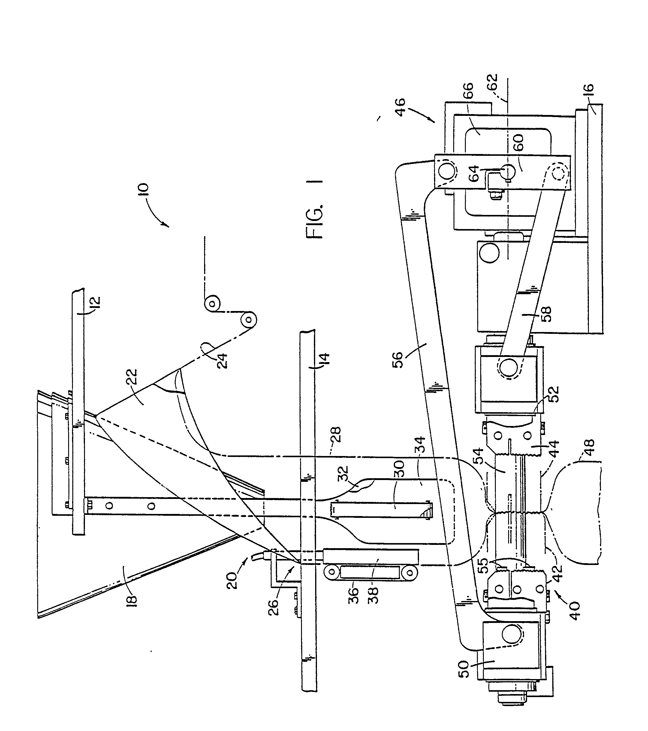 imgf0001 patent ep0296387a2 packaging machine with variable sealing jaw  at bayanpartner.co
