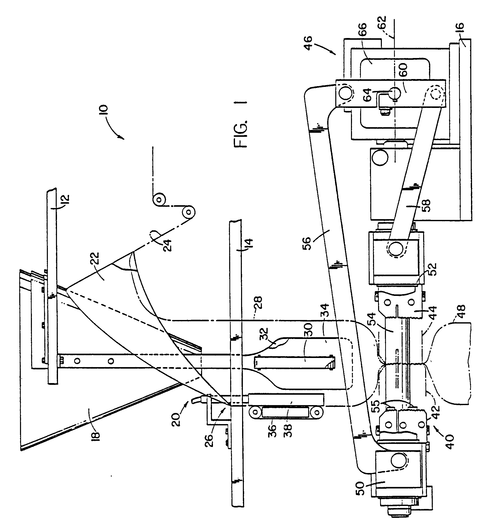 imgf0001 patent ep0296387b1 packaging machine with variable sealing jaw  at bayanpartner.co