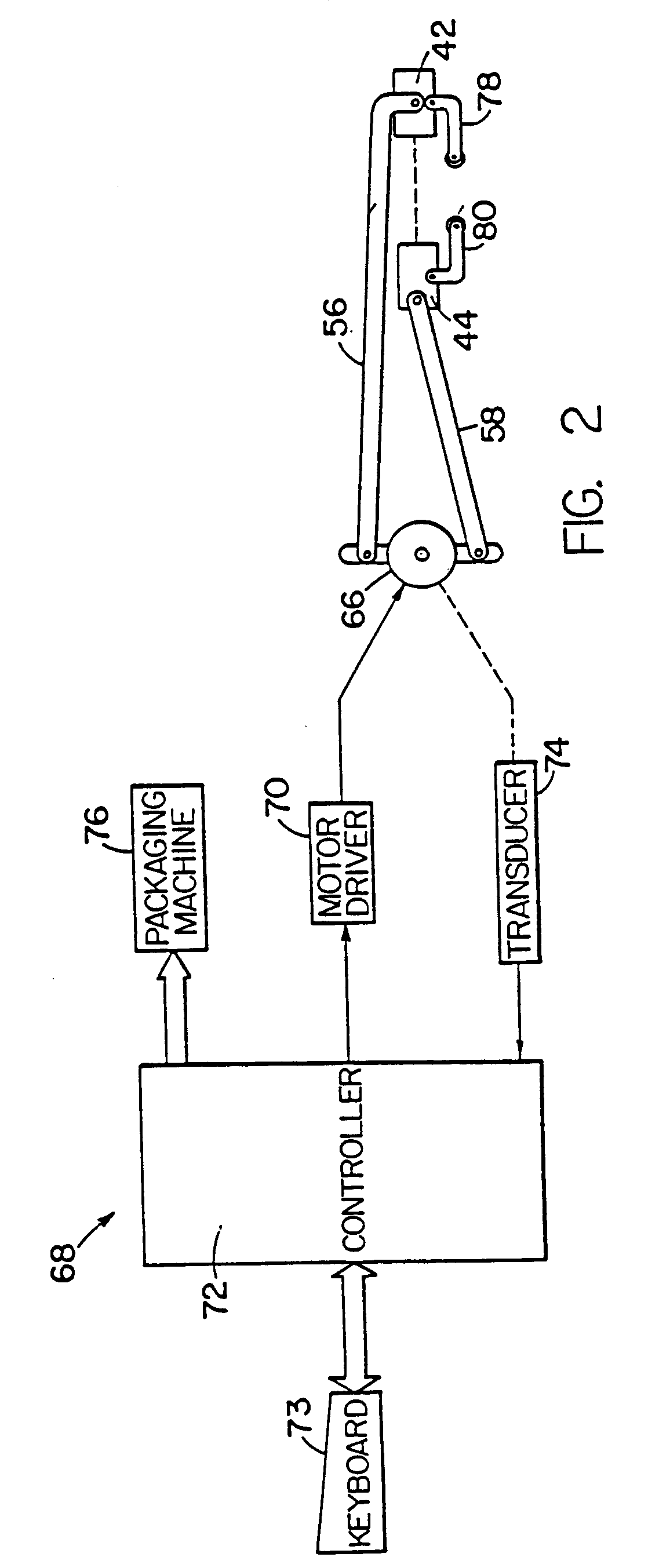 imgf0002 patent ep0296387b1 packaging machine with variable sealing jaw  at fashall.co
