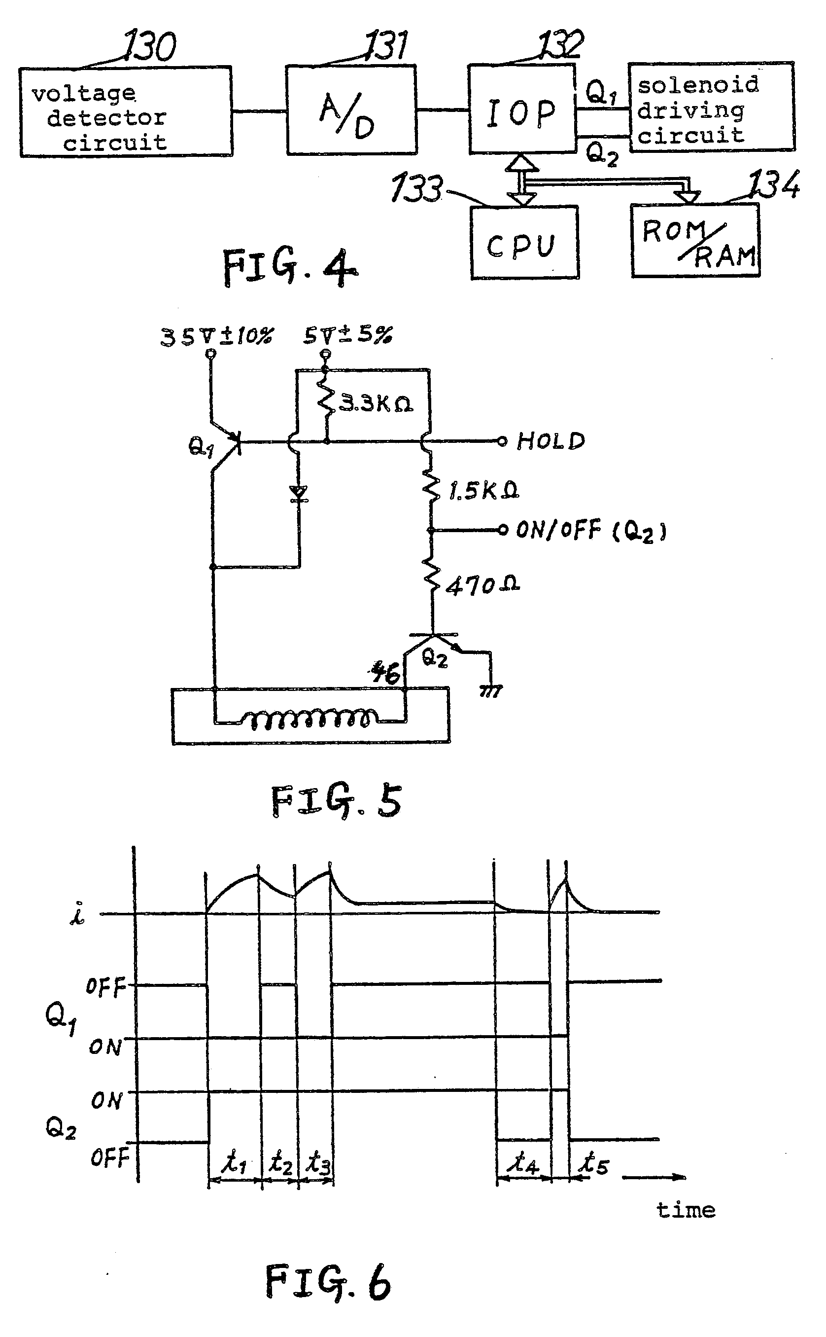 Patente Ep0297486a2 Paper Feeding Apparatus For Printers Google Completed Solenoid Driver Circuit Patent Drawing