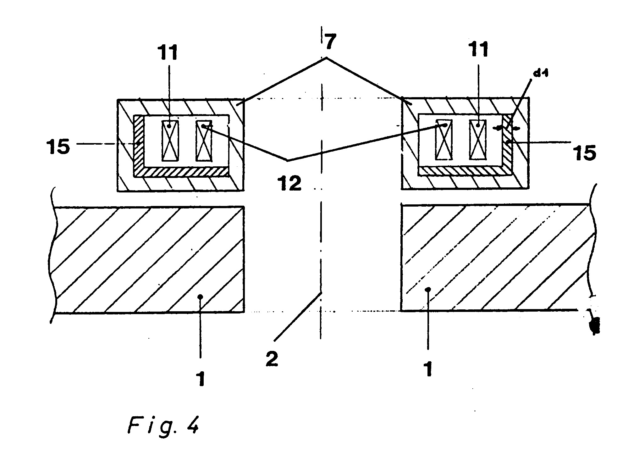 Slag Cross Section : Patent ep b device for detecting the presence of