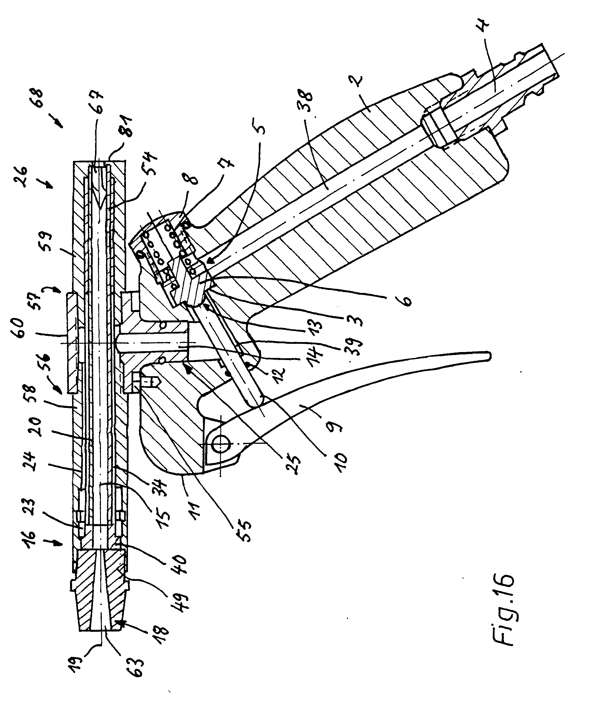 Patent EP B1 pressed air blowing device Google Patents