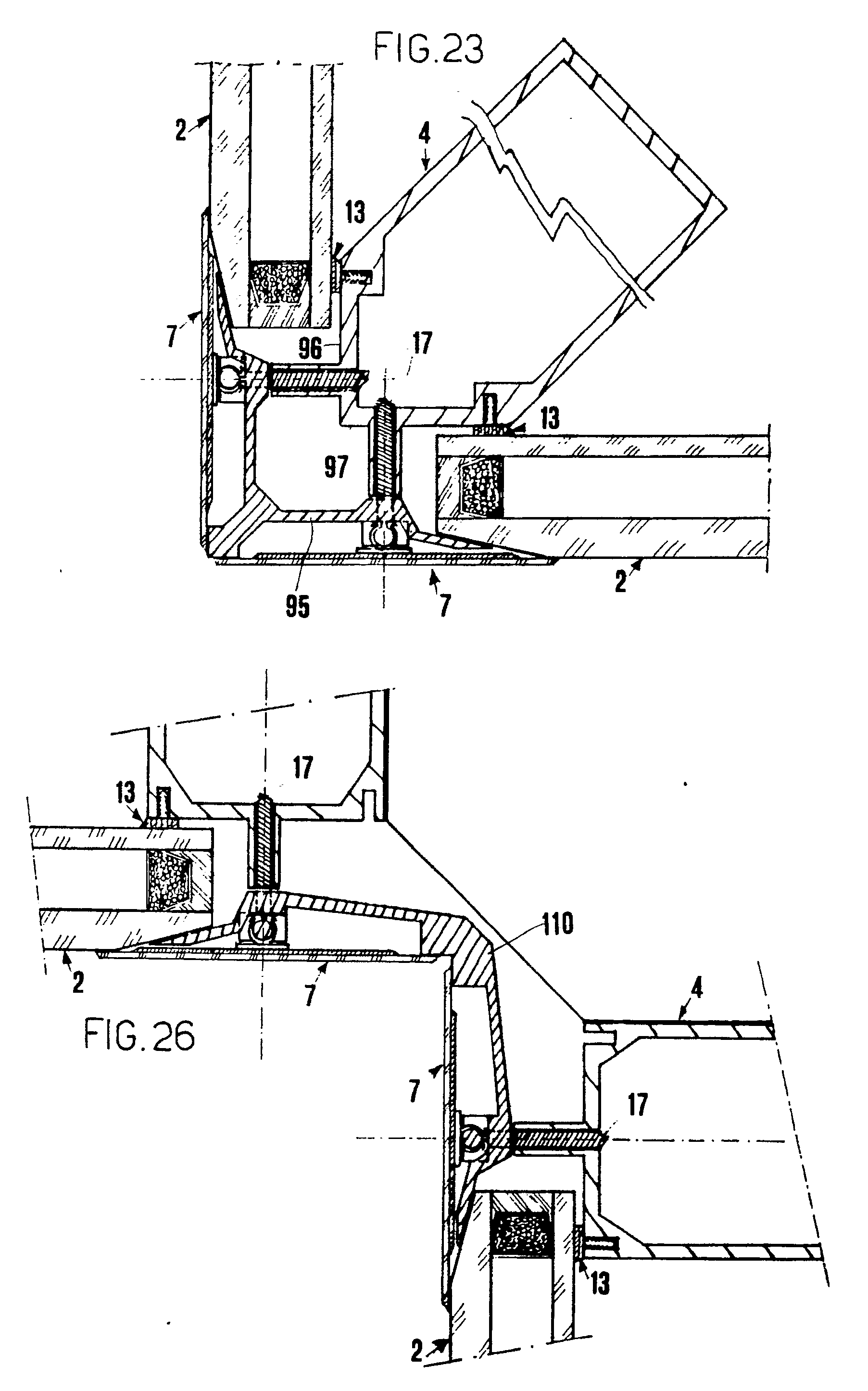 Patent Ep0302428b1 Structural Glazing System Google