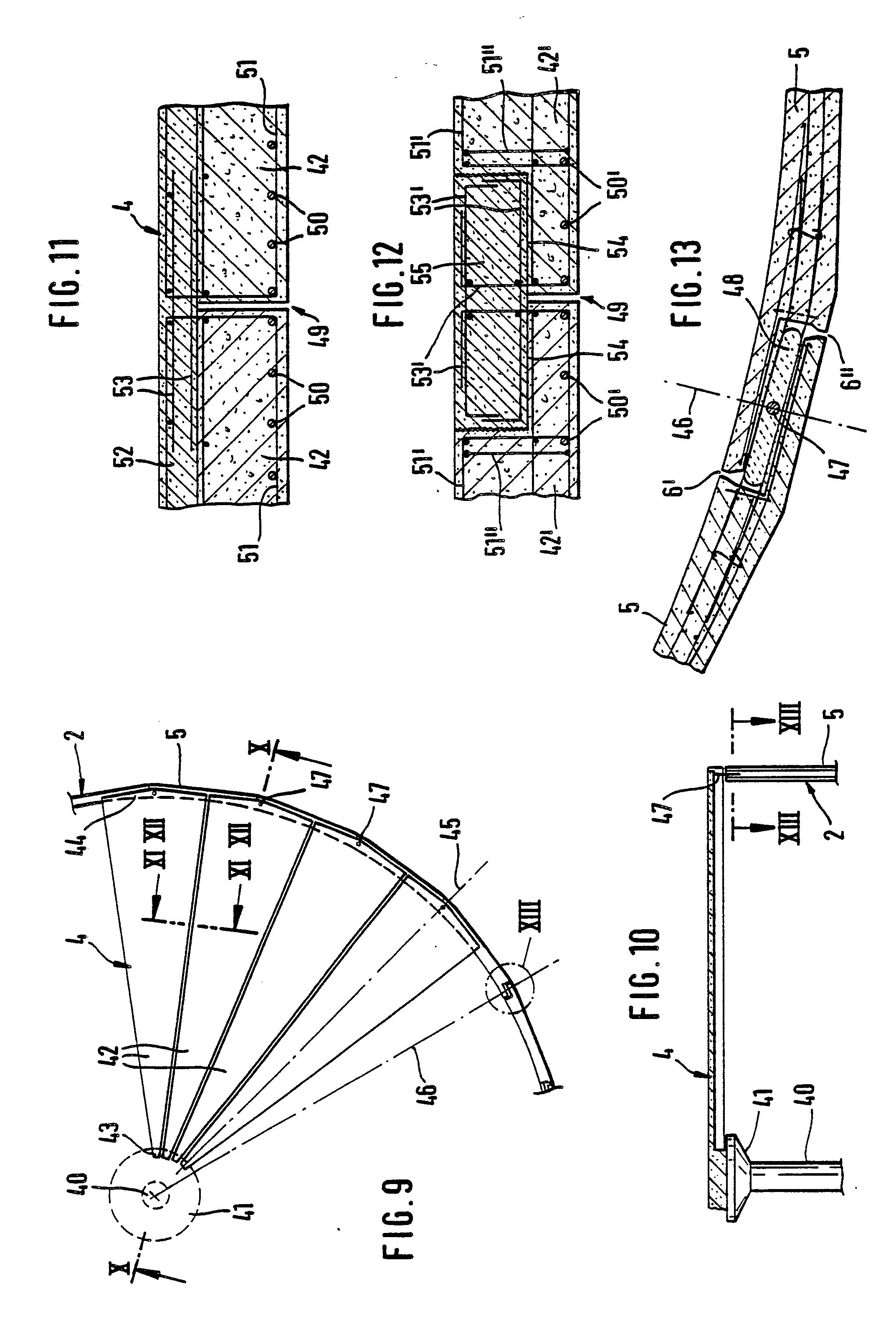 patent ep0326892a1 stehender zylindrischer beh lter aus stahlbeton insbesondere zur lagerung. Black Bedroom Furniture Sets. Home Design Ideas