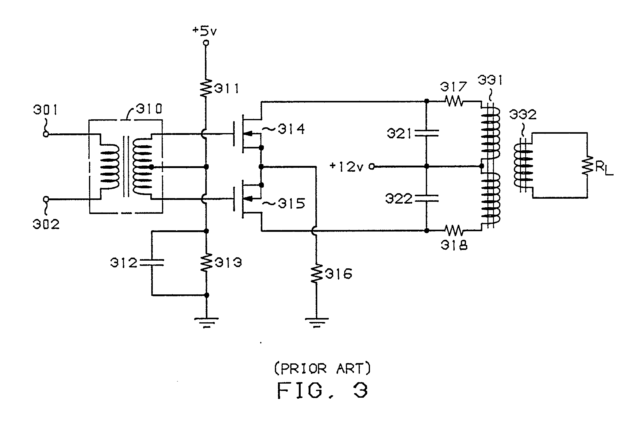 patent ep0333388a2 - power transfer circuit including a sympathetic resonator