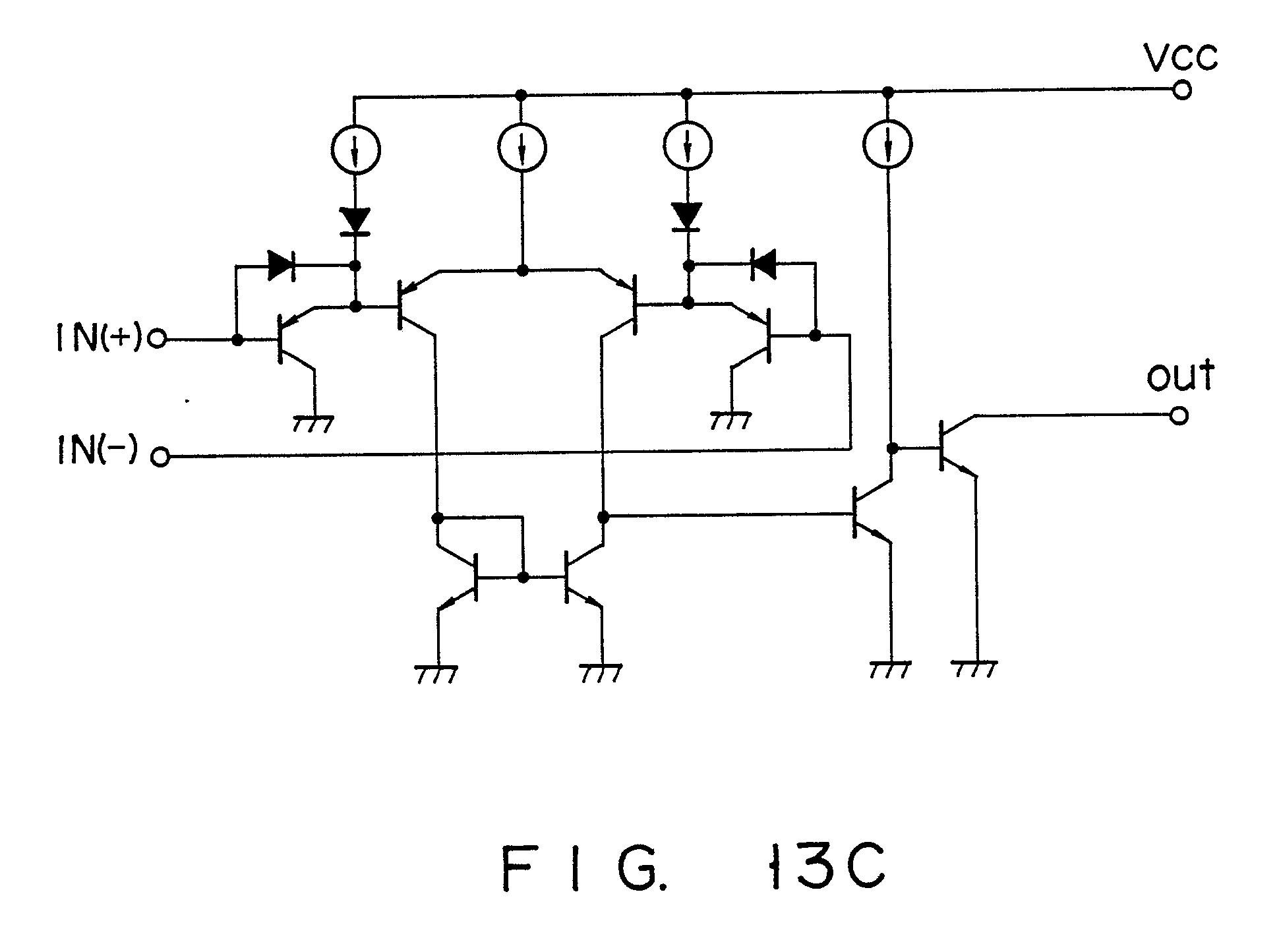 patent ep0338517a2 - schmitt trigger circuit