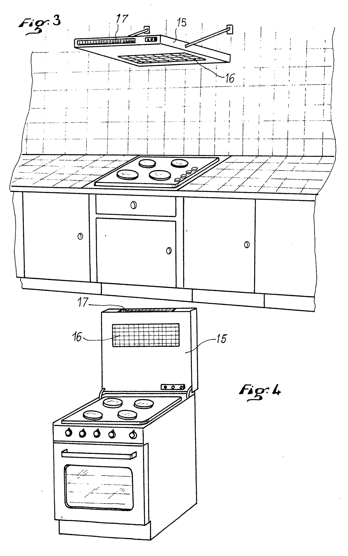 Patent ep0350408a2 dispositif d 39 aspiration pour hotte de for Groupe d aspiration pour cuisine