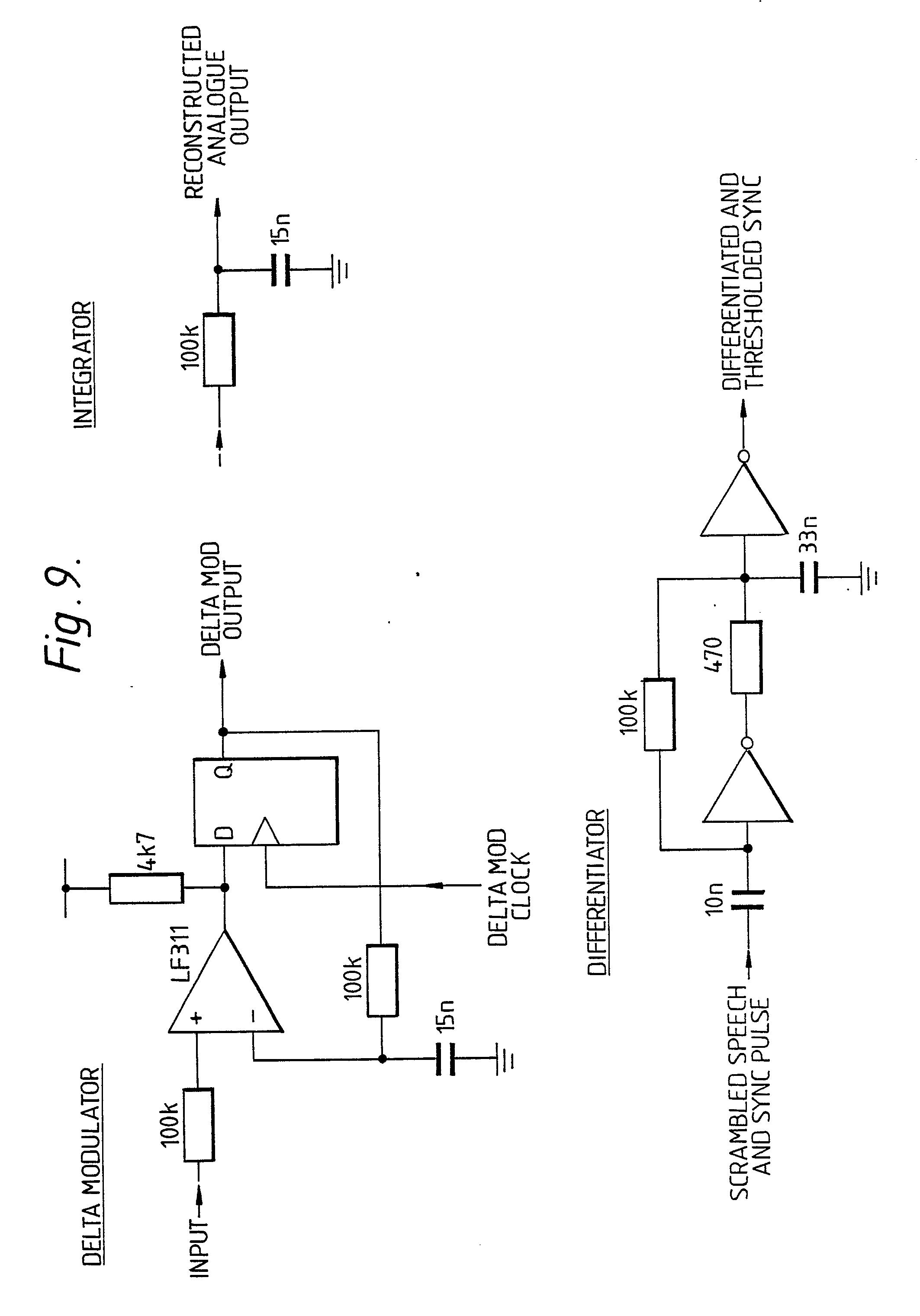 专利ep0351102a2 - encryption apparatus - google