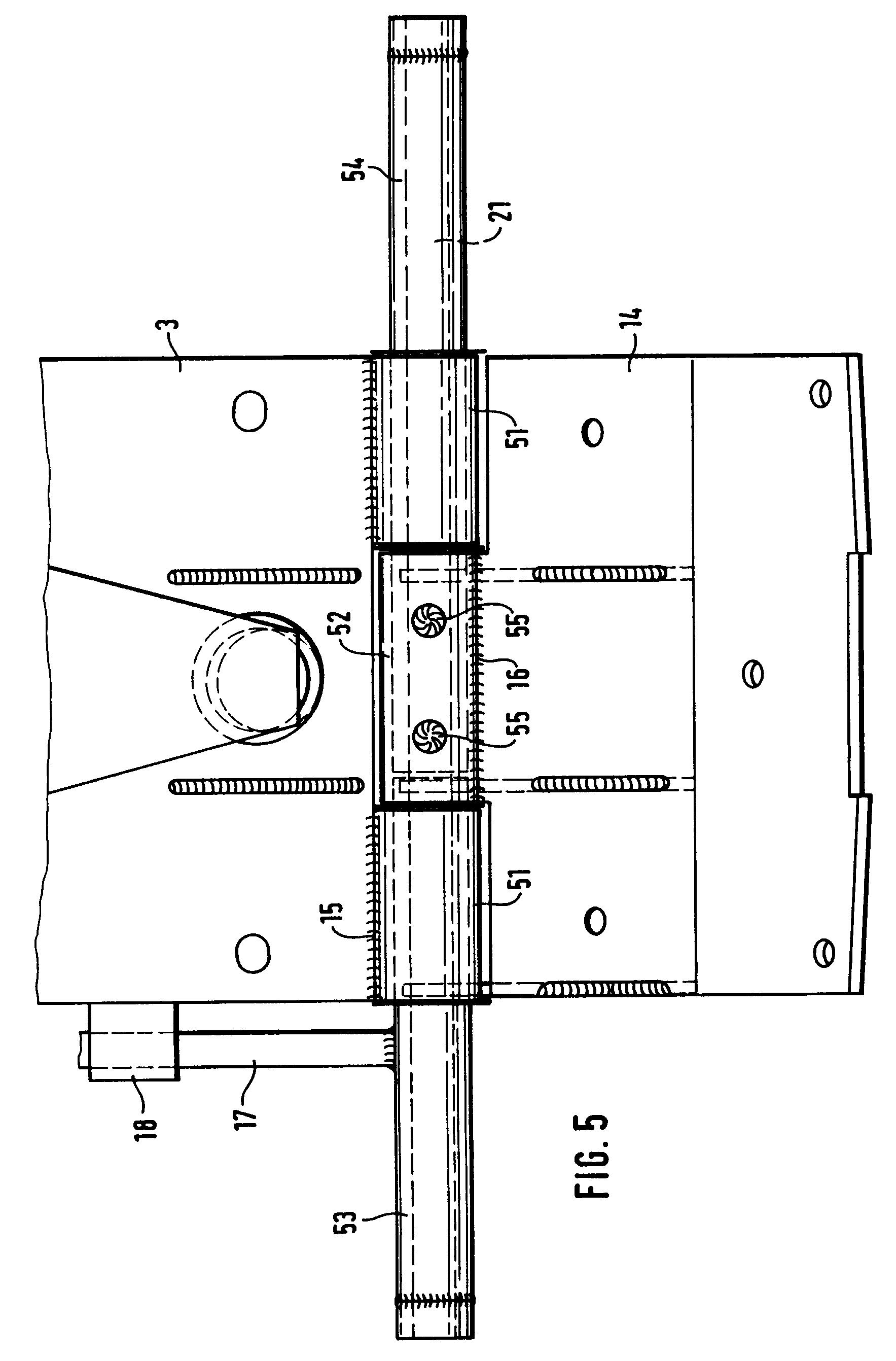Patent ep0363833b1 sessel oder stuhl insbesondere for Stuhl design dwg