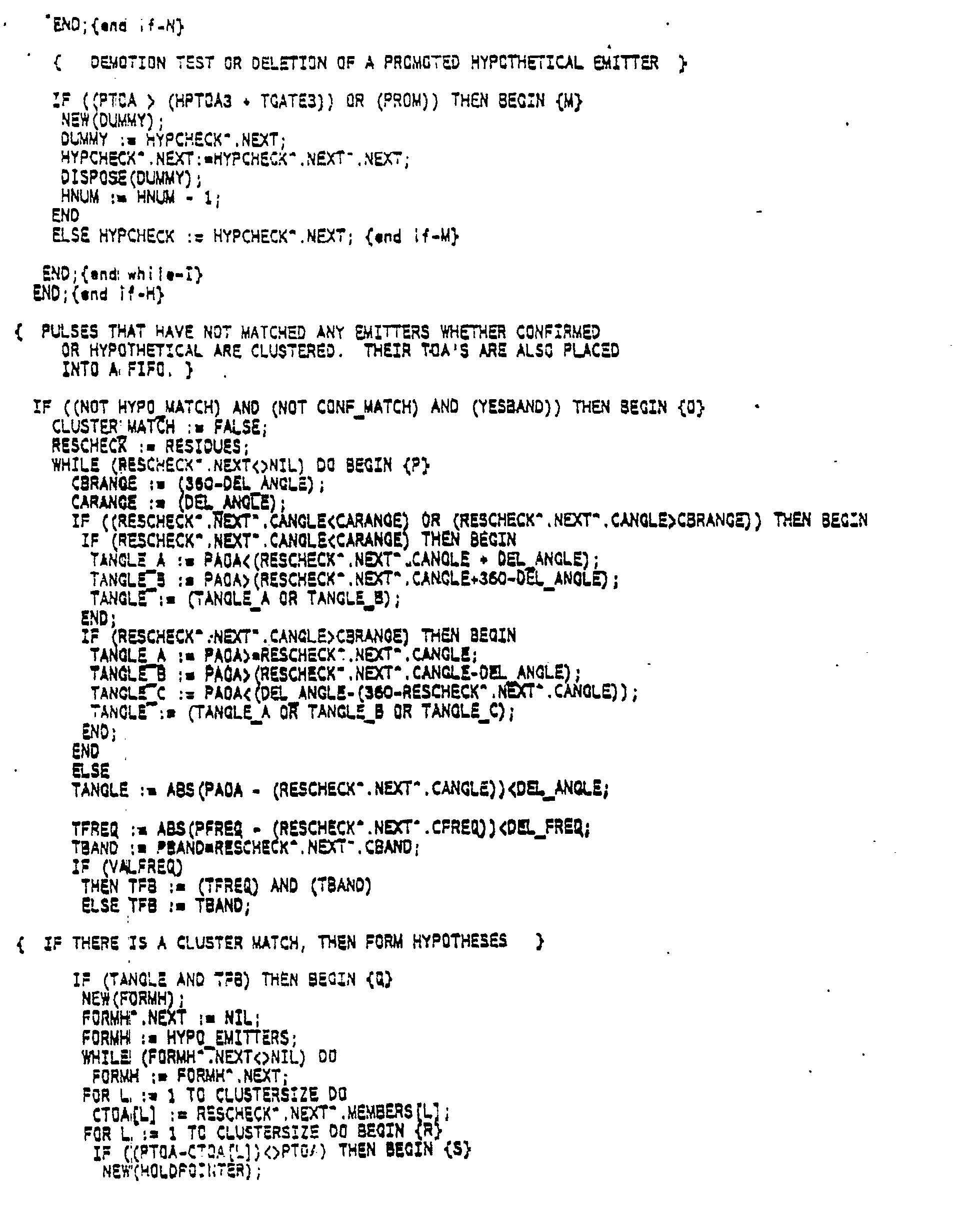 Patent EP0367273A2 - An associative hierarchical deinterleaver ...