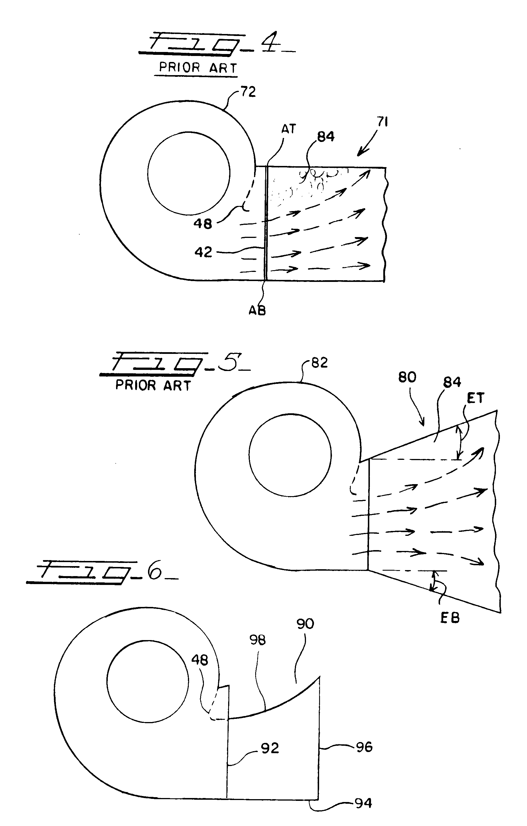 EP0369783B1 Transition duct for centrifugal fan   Patents #383838