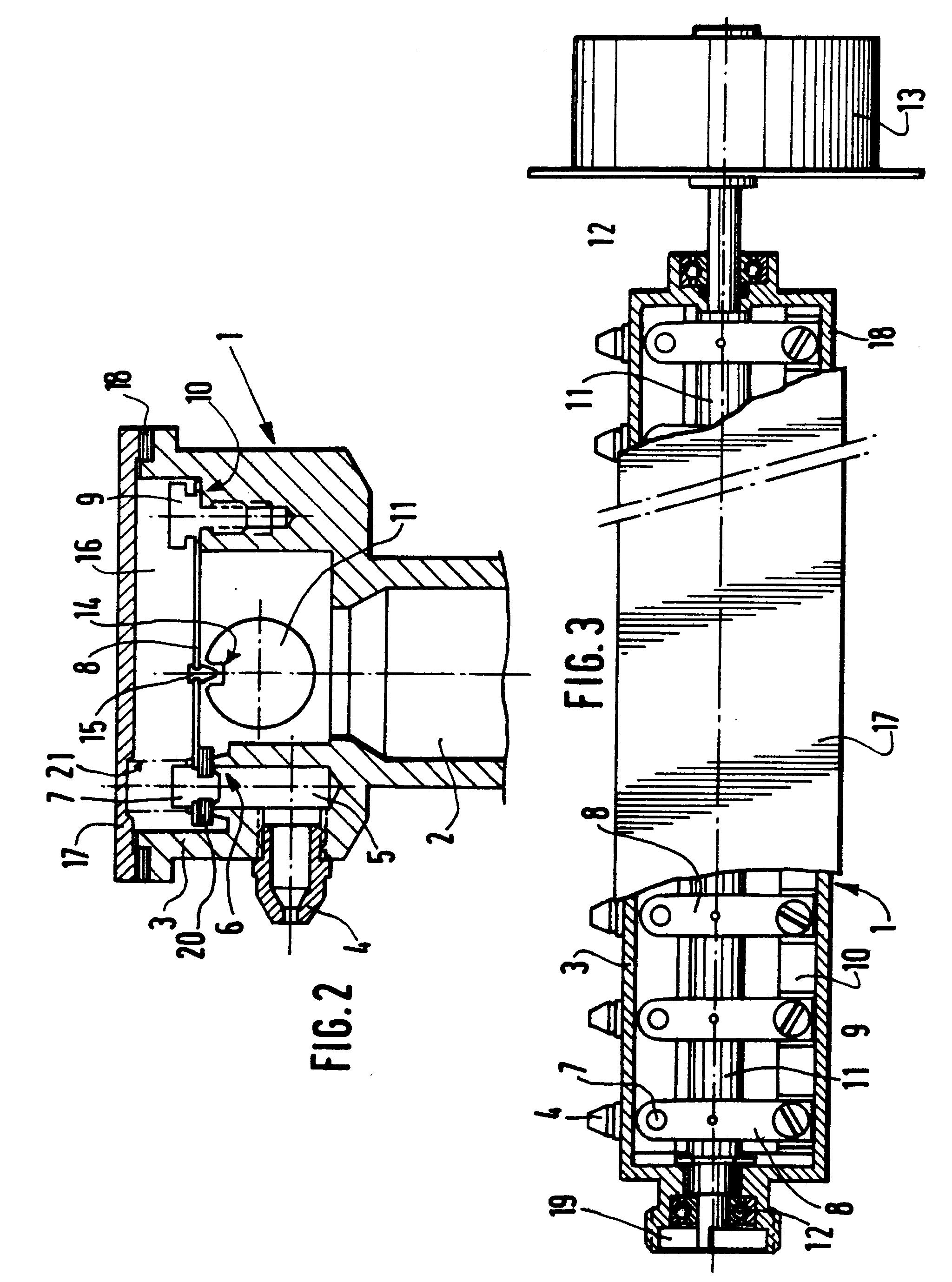 Patent ep0370883b1 rampe d 39 injection de gaz pour br leur s quentiel de - Rampe a gaz pour paella ...