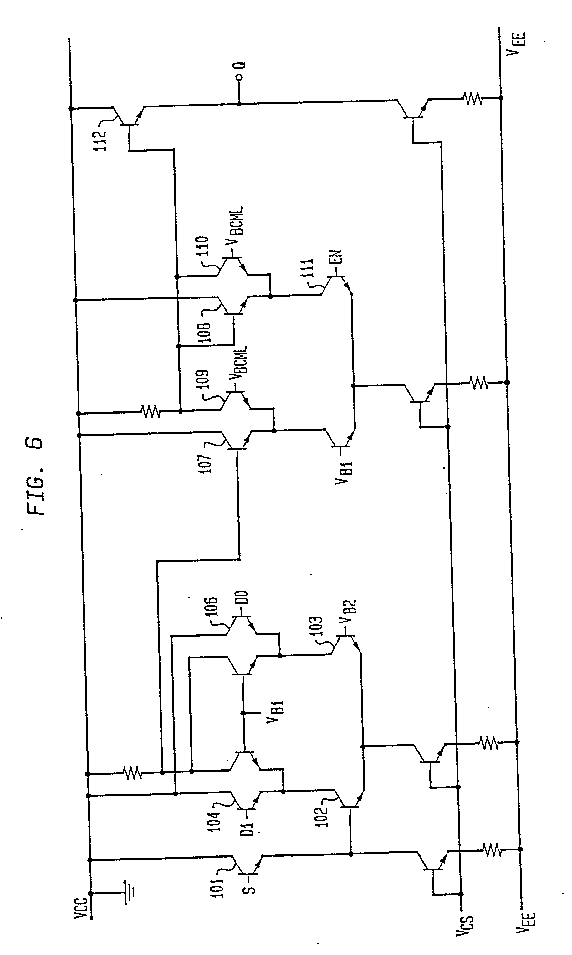 patent ep0371291a2 - mixed cml  ecl macro circuitry