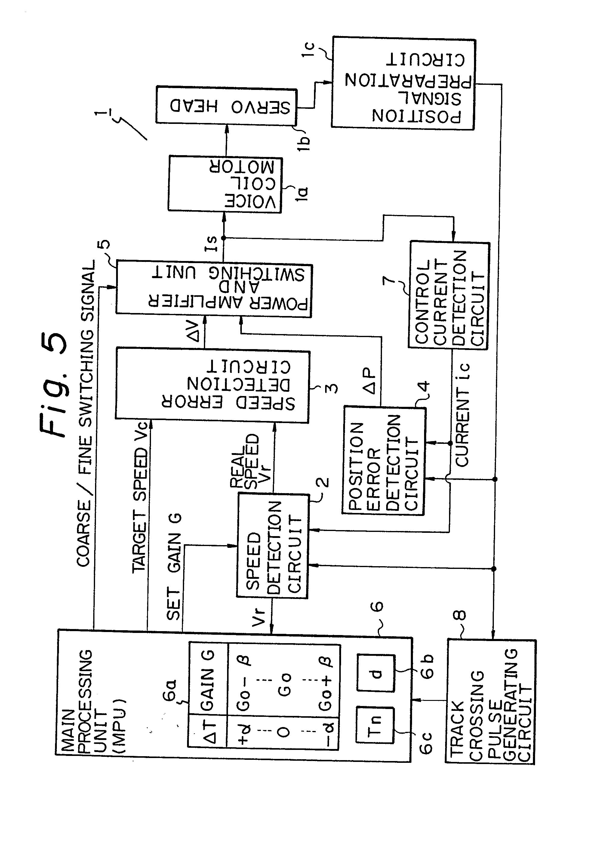 专利ep0378331a2 - servoschaltungsanordnung