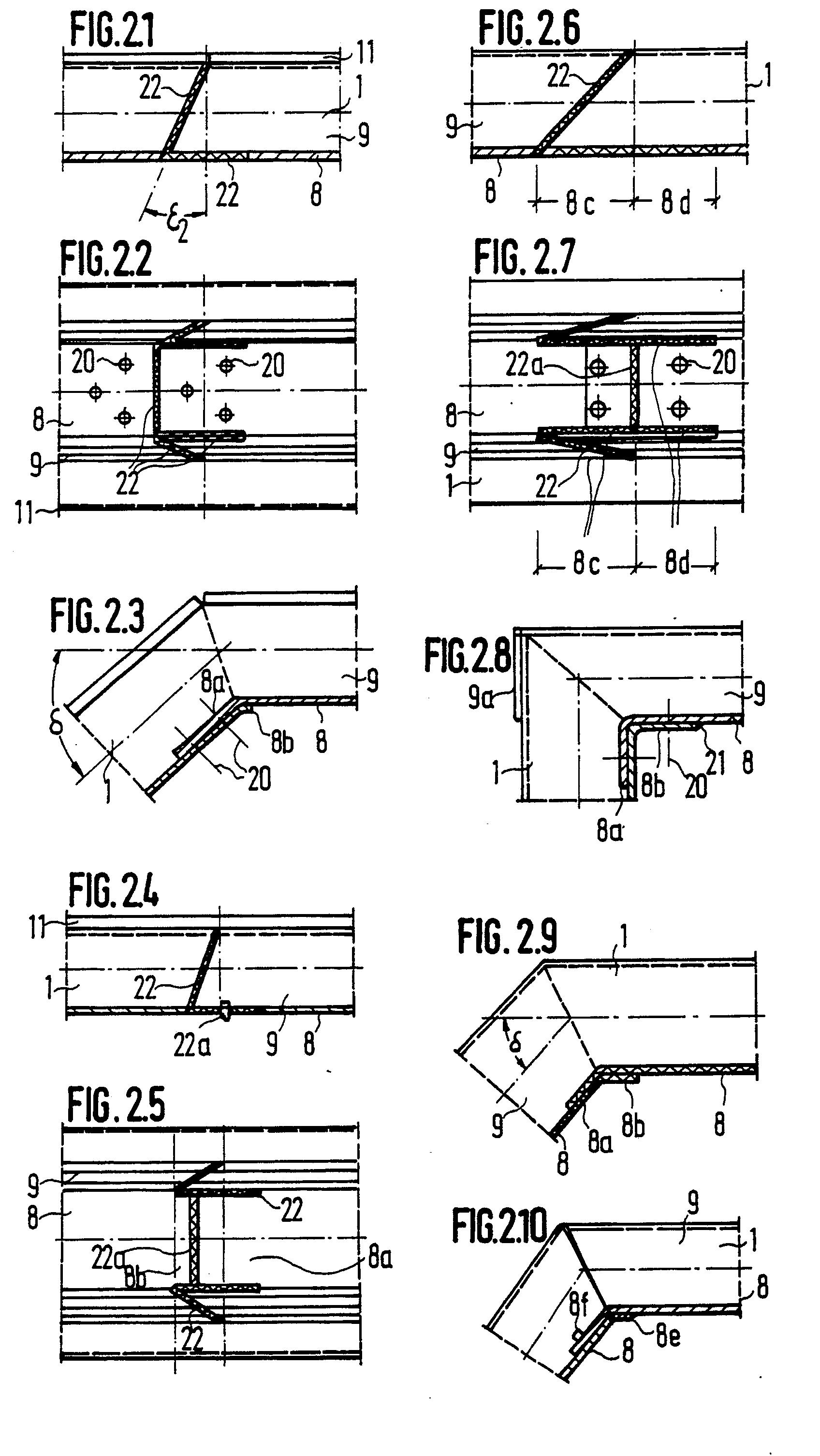 Patent ep0382889a1 profilstab mit biegesteifen for Biegesteifer rahmen