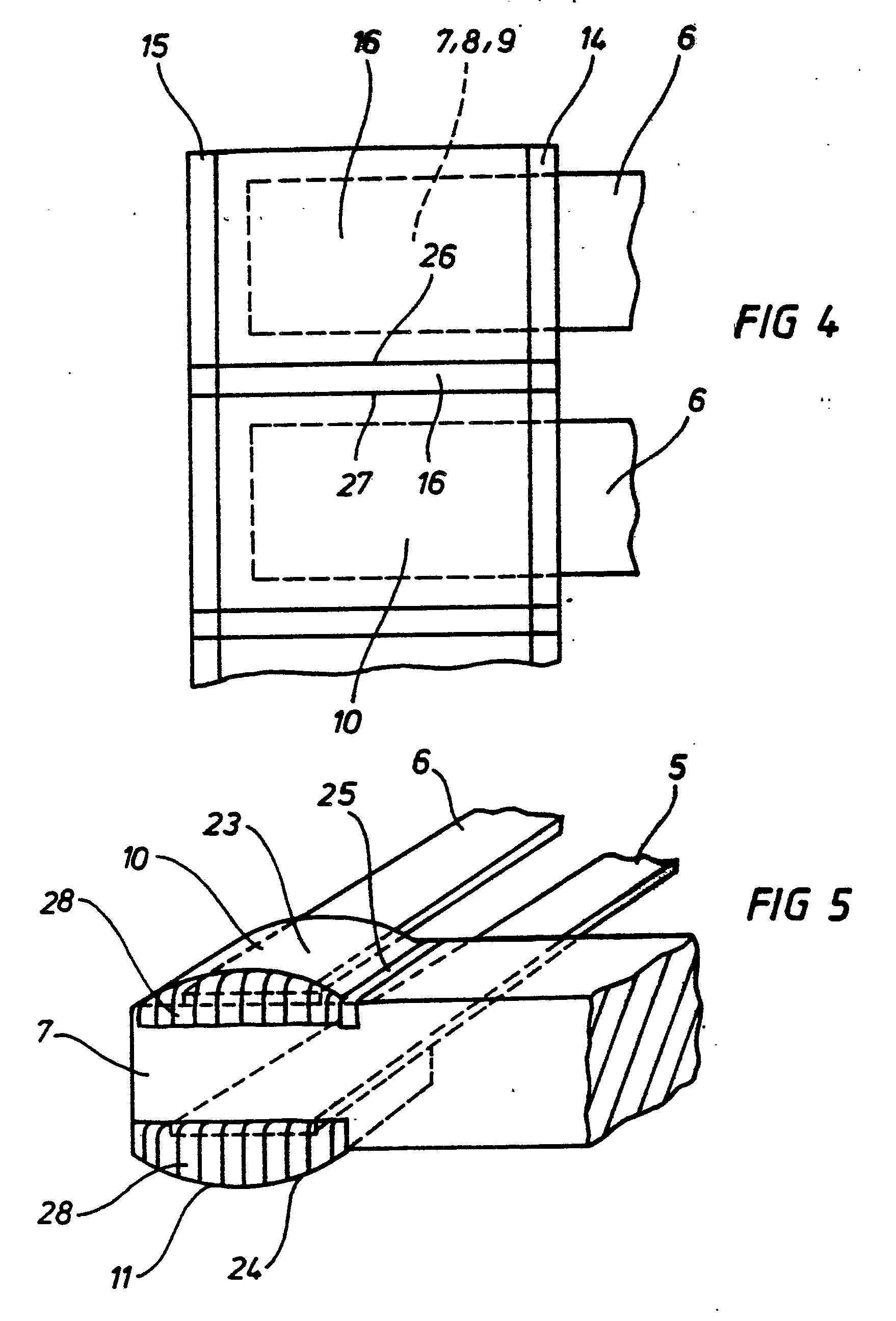 Patent EP0385121A1 - Slatted mattress-type body-supporting surface ...