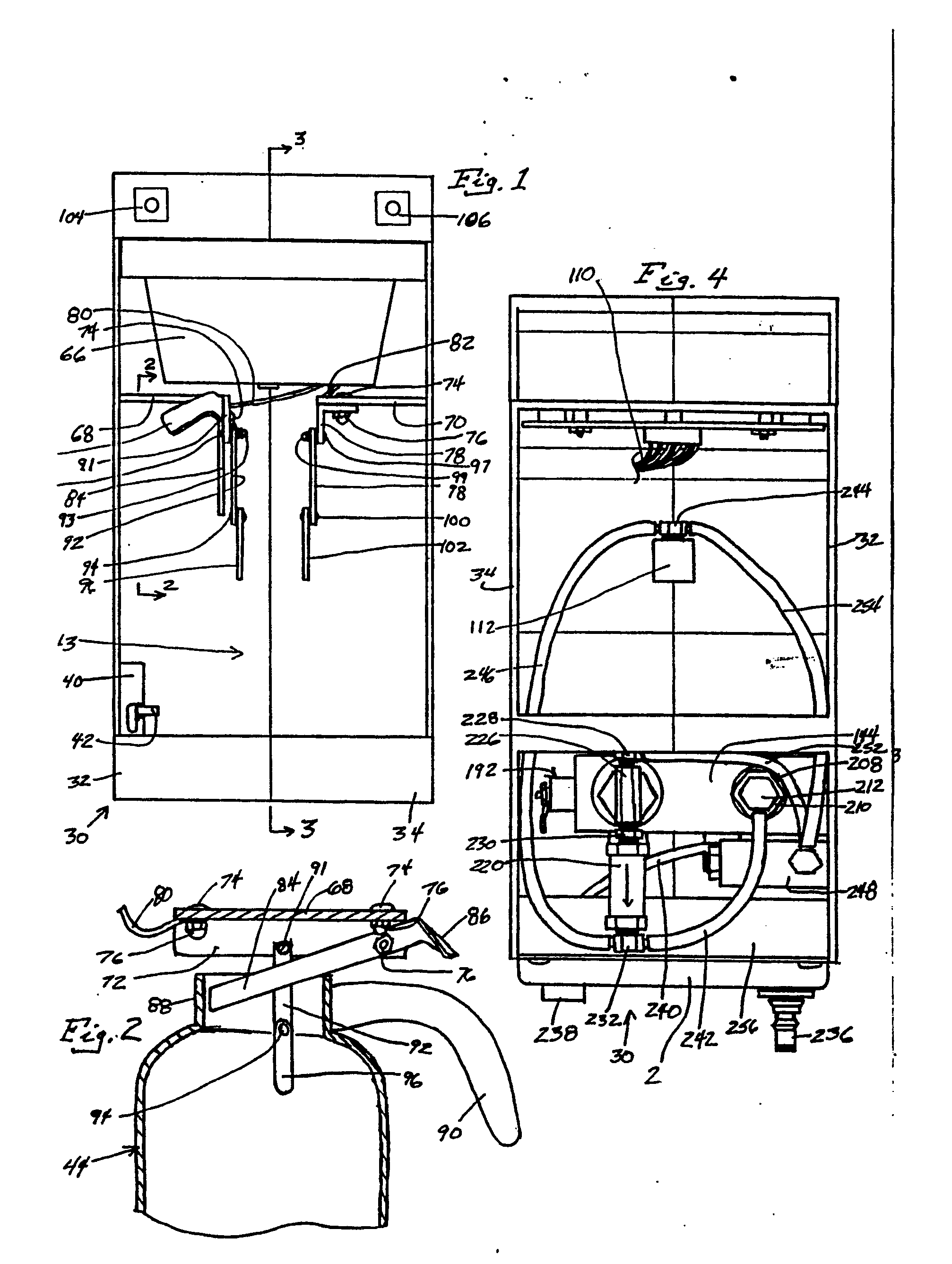patent ep0387515a1 coffee maker for use in aircraft google patents patent drawing