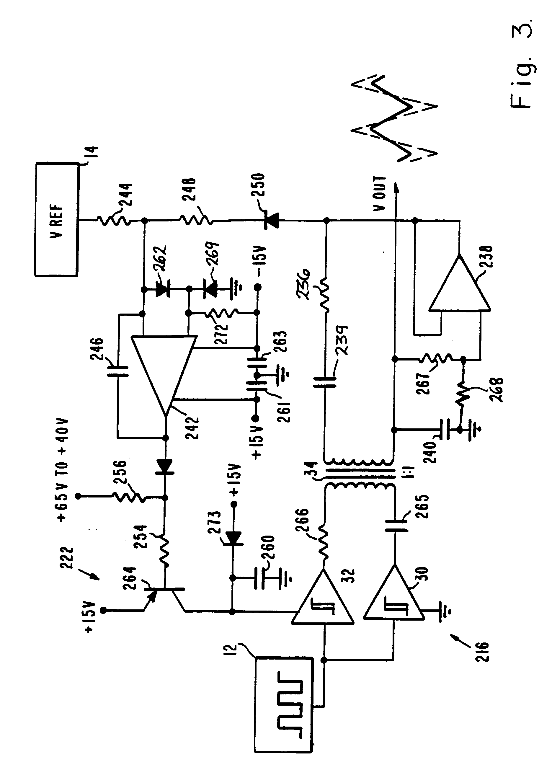 patent ep0396679b1 - programmable triangle wave generator