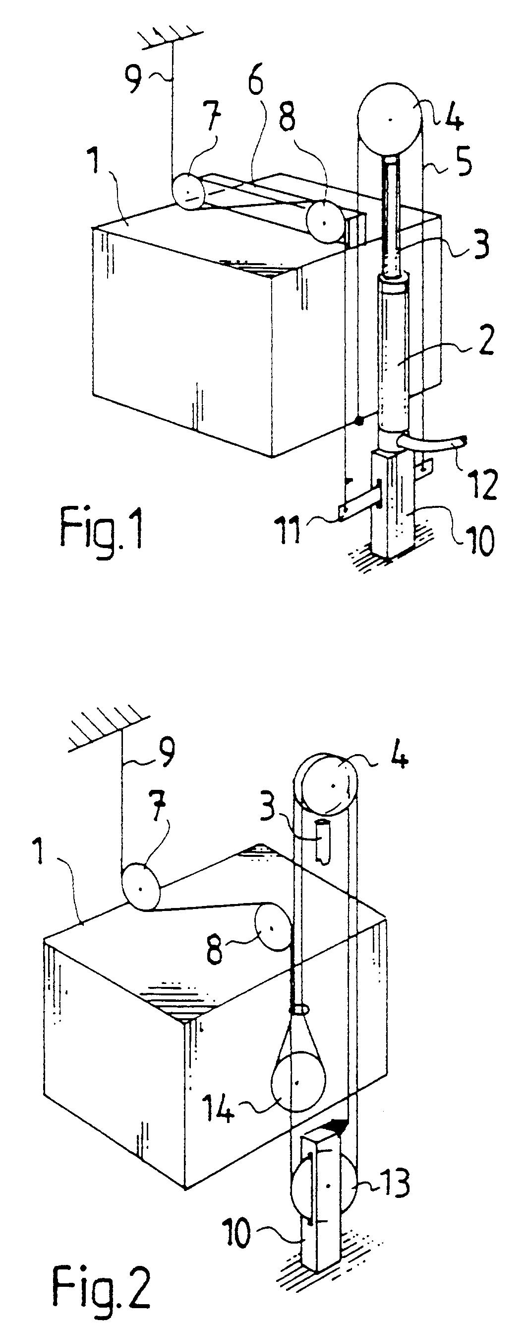 patent ep0401863b1 hydraulischer aufzug google patents. Black Bedroom Furniture Sets. Home Design Ideas