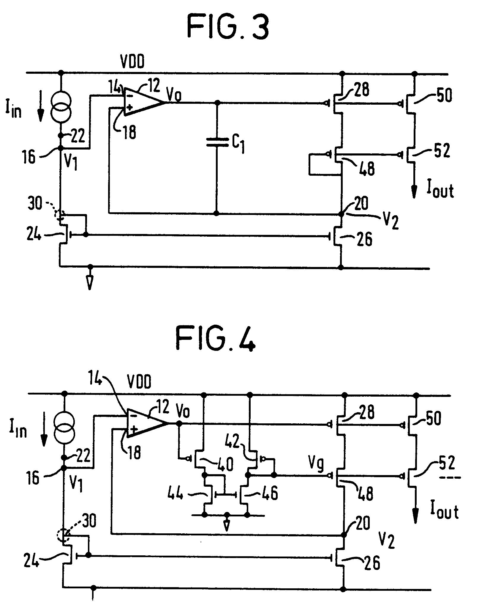 patent ep0403195b1 circuit miroir de courant google