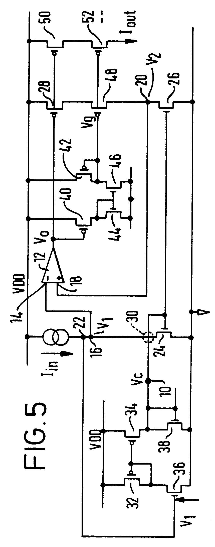 Patent ep0403195b1 circuit miroir de courant google for Miroir de courant