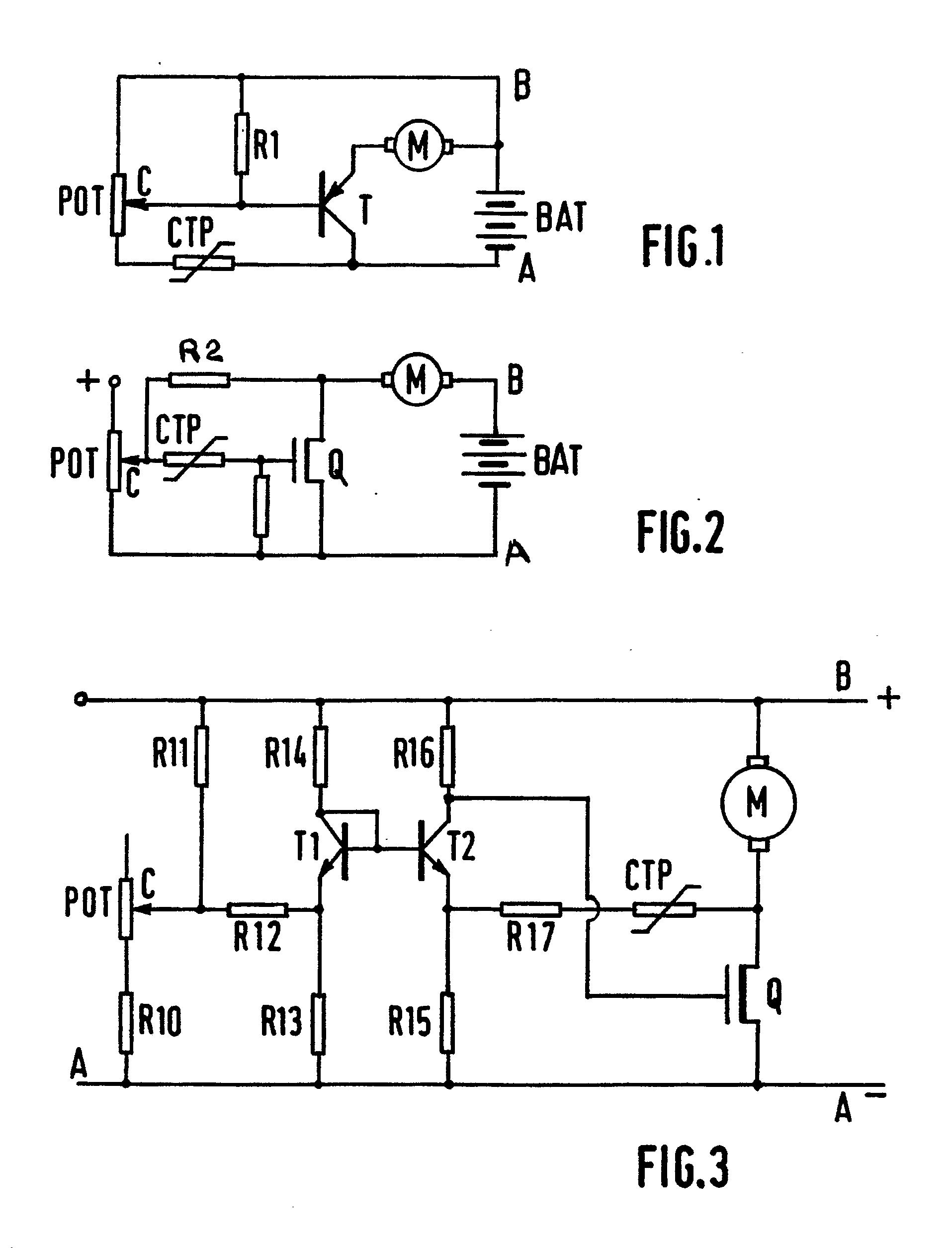 patent ep0410853a1 commande de moteur par mos de