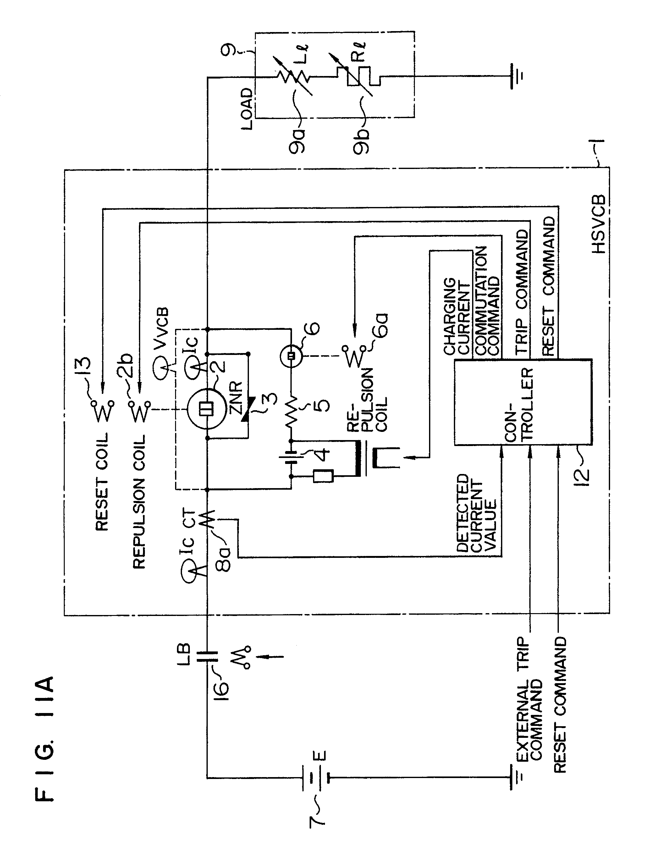 imgf0009 patent ep0411663a2 dc high speed vacuum circuit breaker and abb acb wiring diagram at eliteediting.co