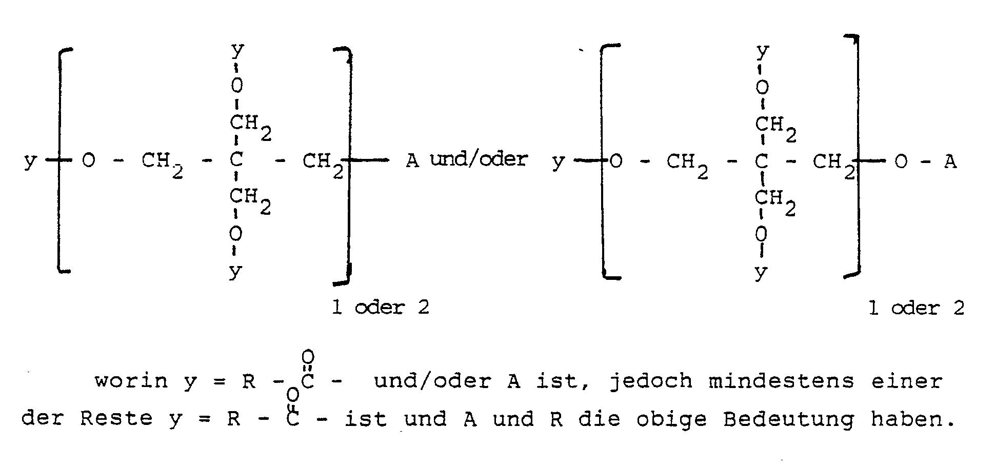 patent ep0431302a2 - verwendung härtbarer cycloaliphaten-derivate
