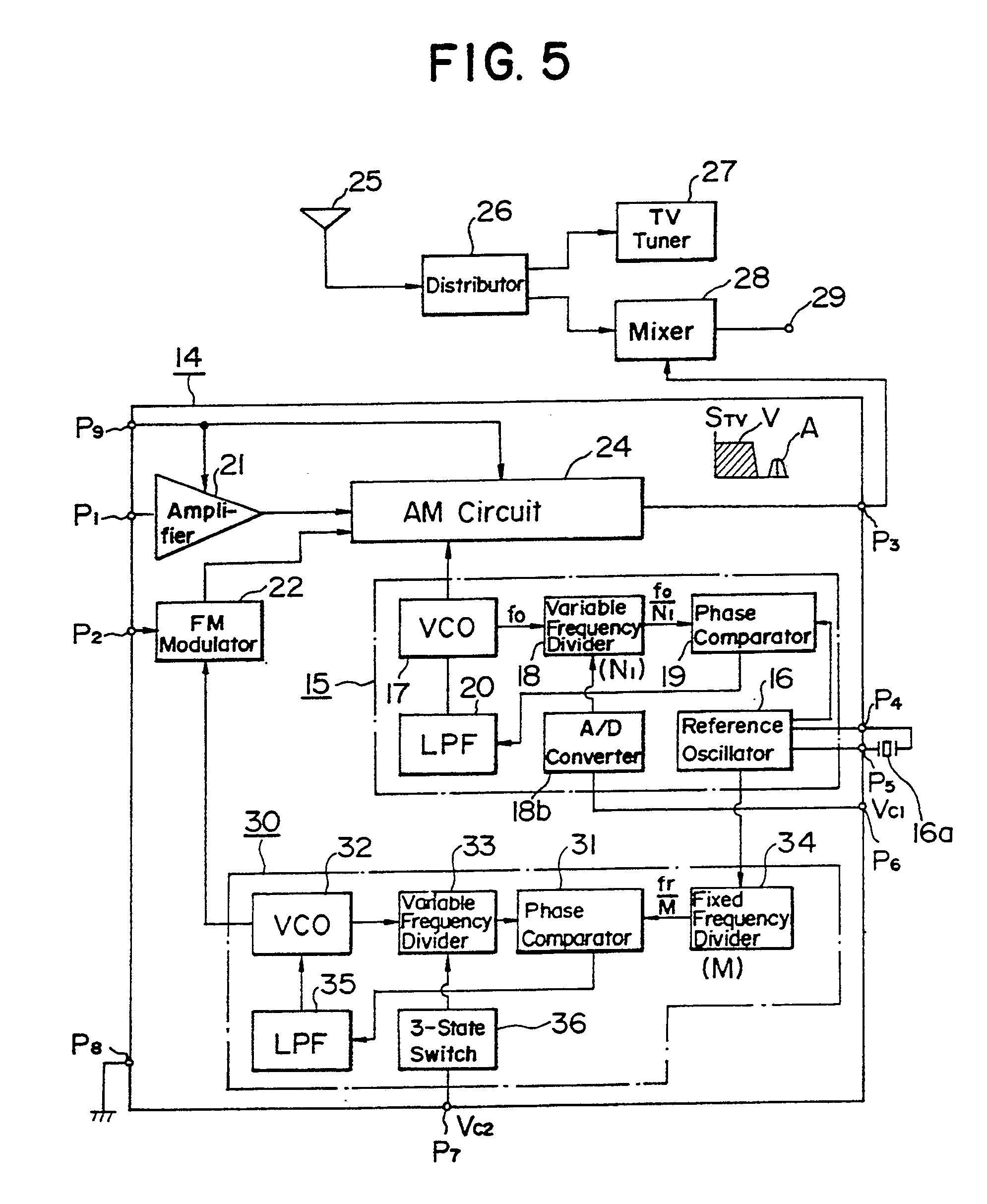 5q1265rf应用电路图