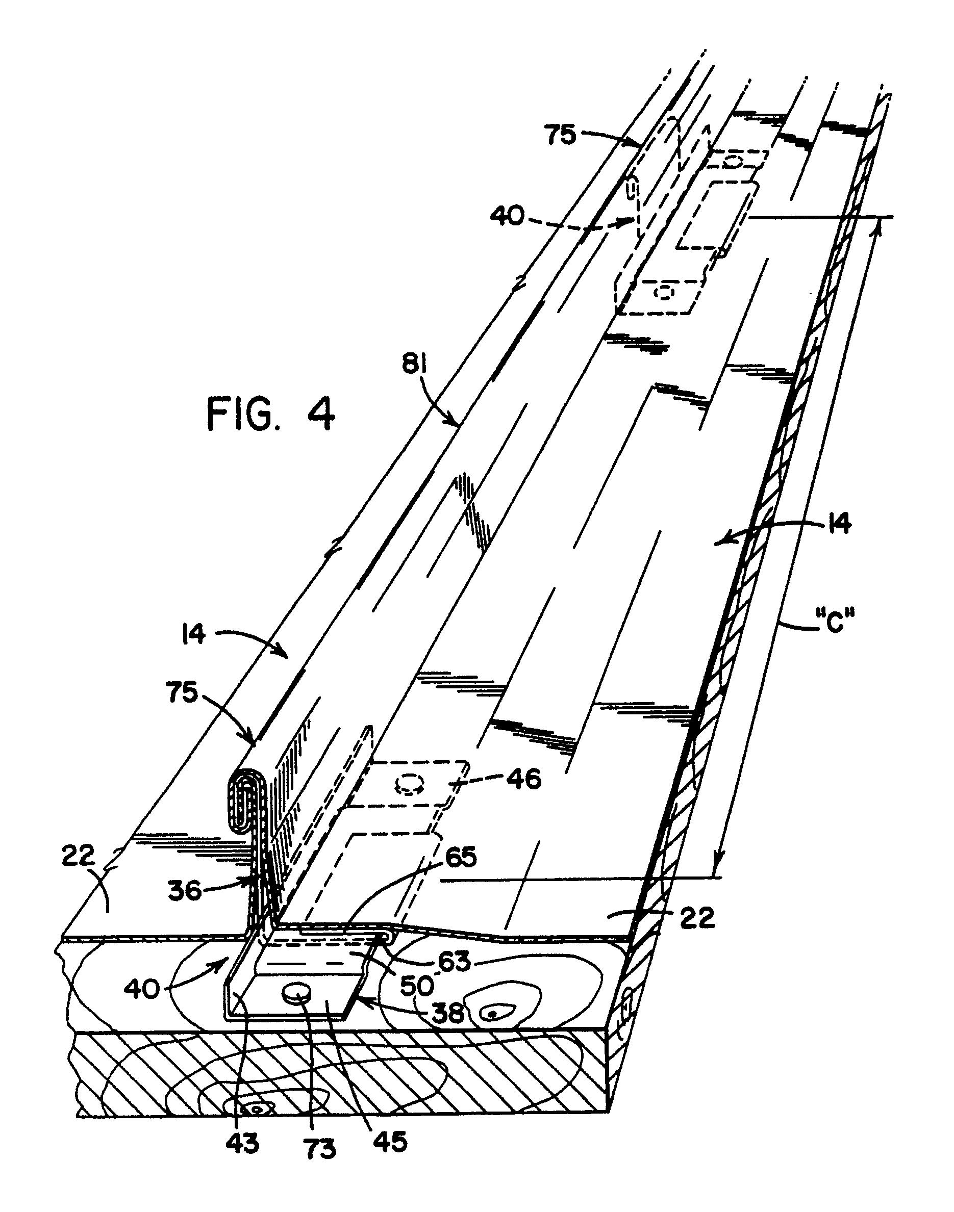 patent ep0437668a1 metalldach sowie verfahren zu seiner herstellung und. Black Bedroom Furniture Sets. Home Design Ideas