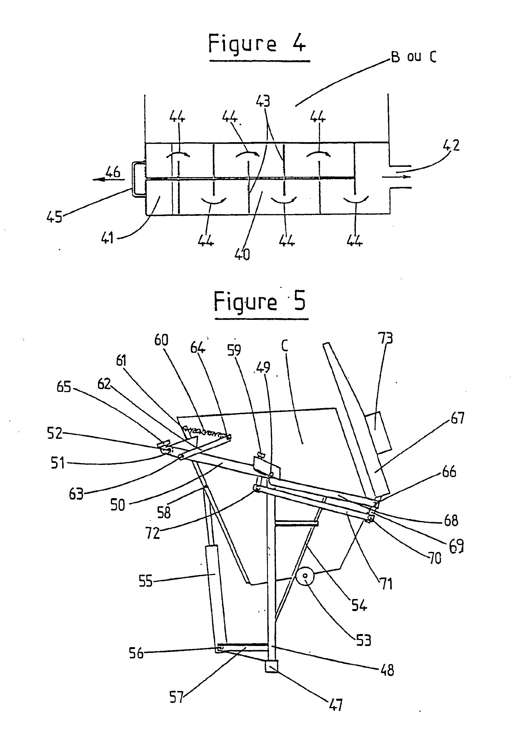 patent ep0446103a2 appareil pour le ramassage du gazon des feuilles mortes et autres. Black Bedroom Furniture Sets. Home Design Ideas