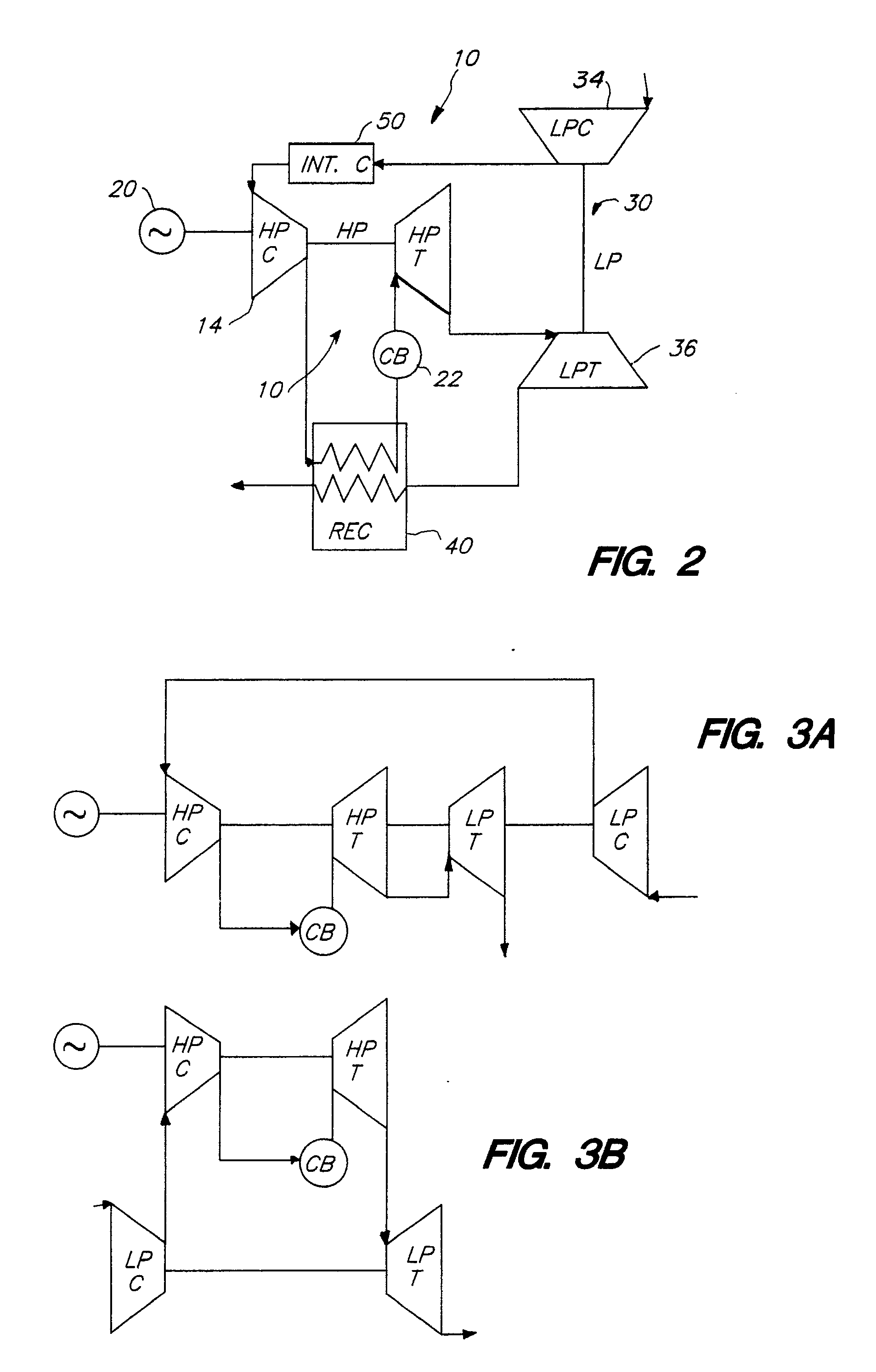 Patent EP A1 High efficiency twin spool radial high