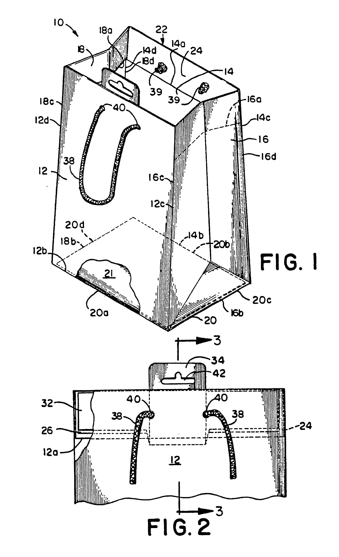 专利ep0452651a1 - container