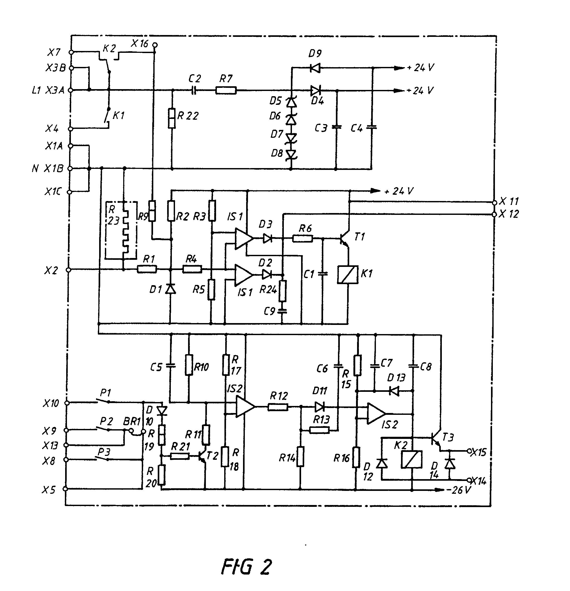 patent ep0455226a2 einschaltautomatik f r ein. Black Bedroom Furniture Sets. Home Design Ideas