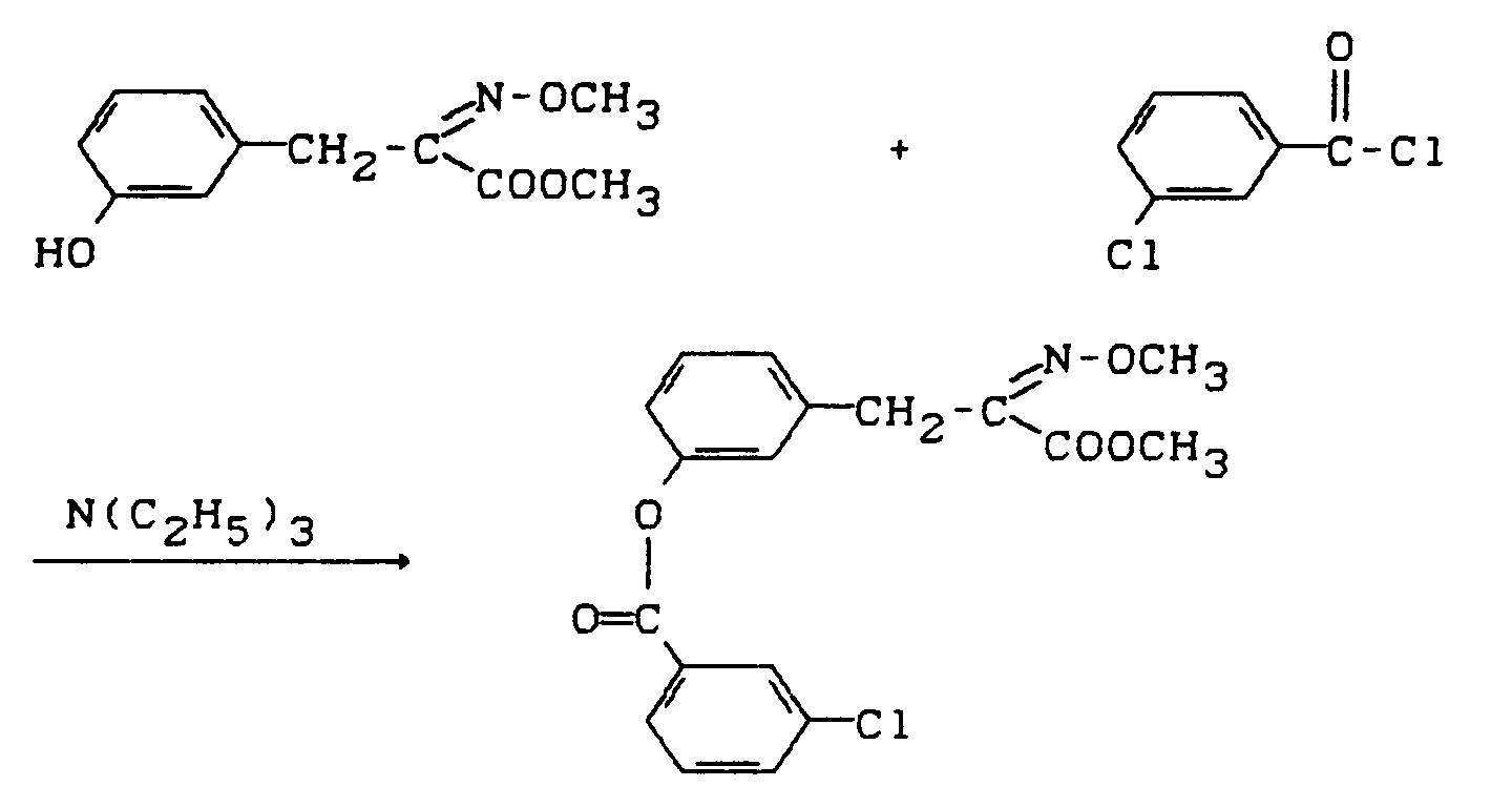 2-methoximinocarbonsureester