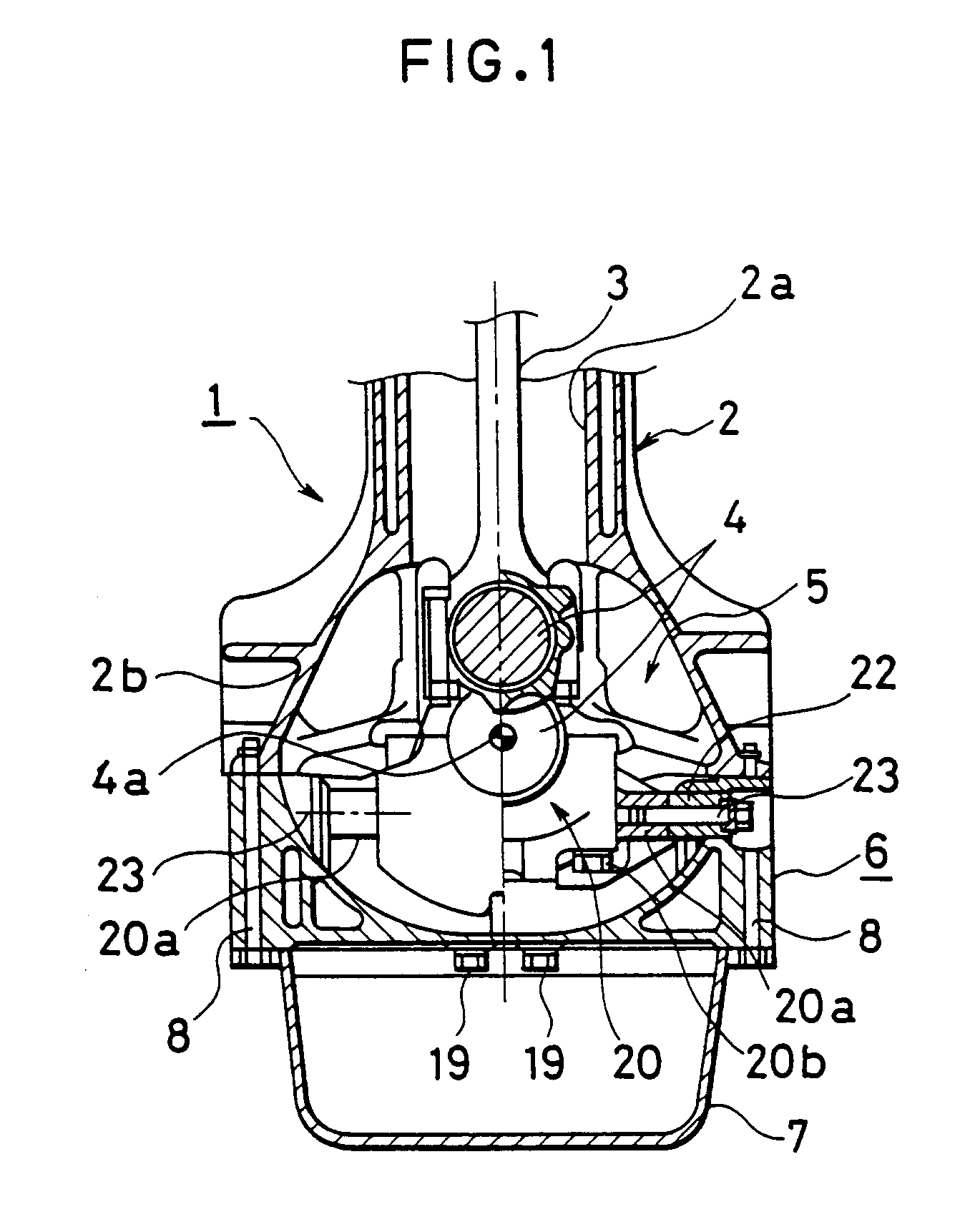 Patent Ep0476706b1 Cylinder Block Structure For An Internal Combustion Engine Diagram Drawing